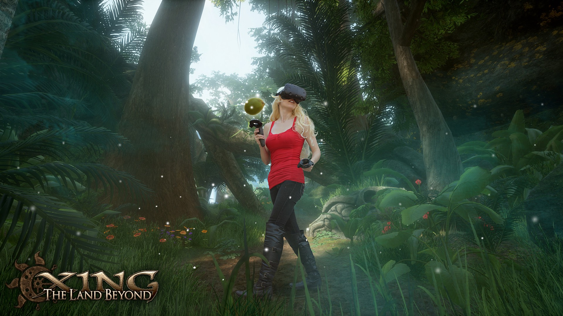 How We Brought XING The Land Beyond To HTC Vive White Lotus