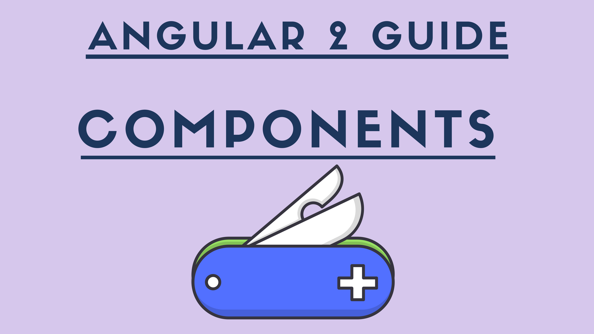 Complete angular 2 guide components in depth aviabird medium components are the swiss army knife in angular framework ccuart Images