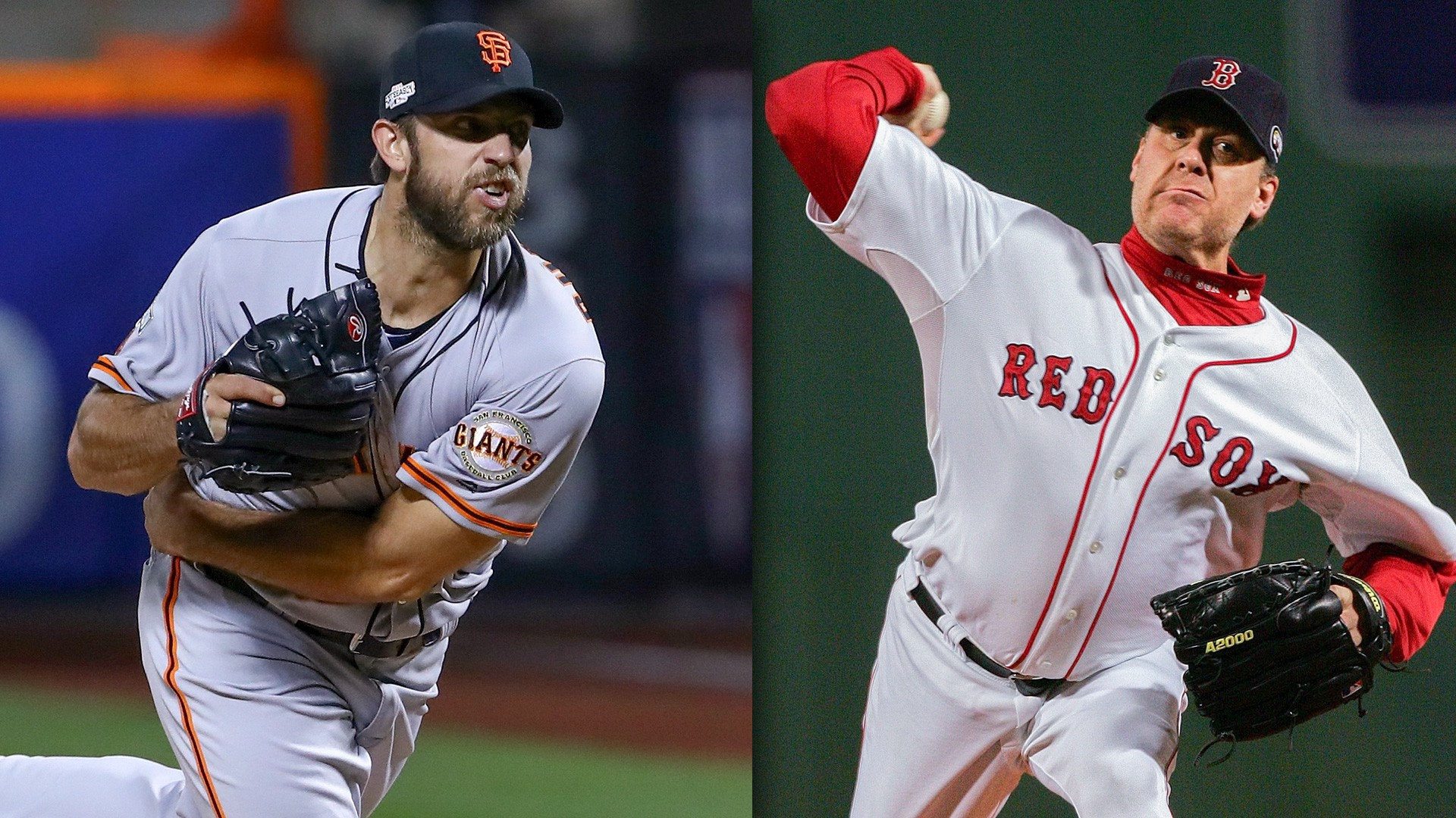 the five best mlb playoff pitchers of the last 30 years