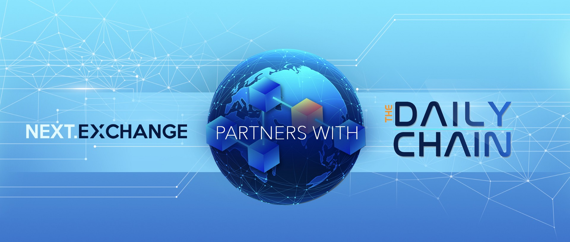 Next Partners with The Daily Chain