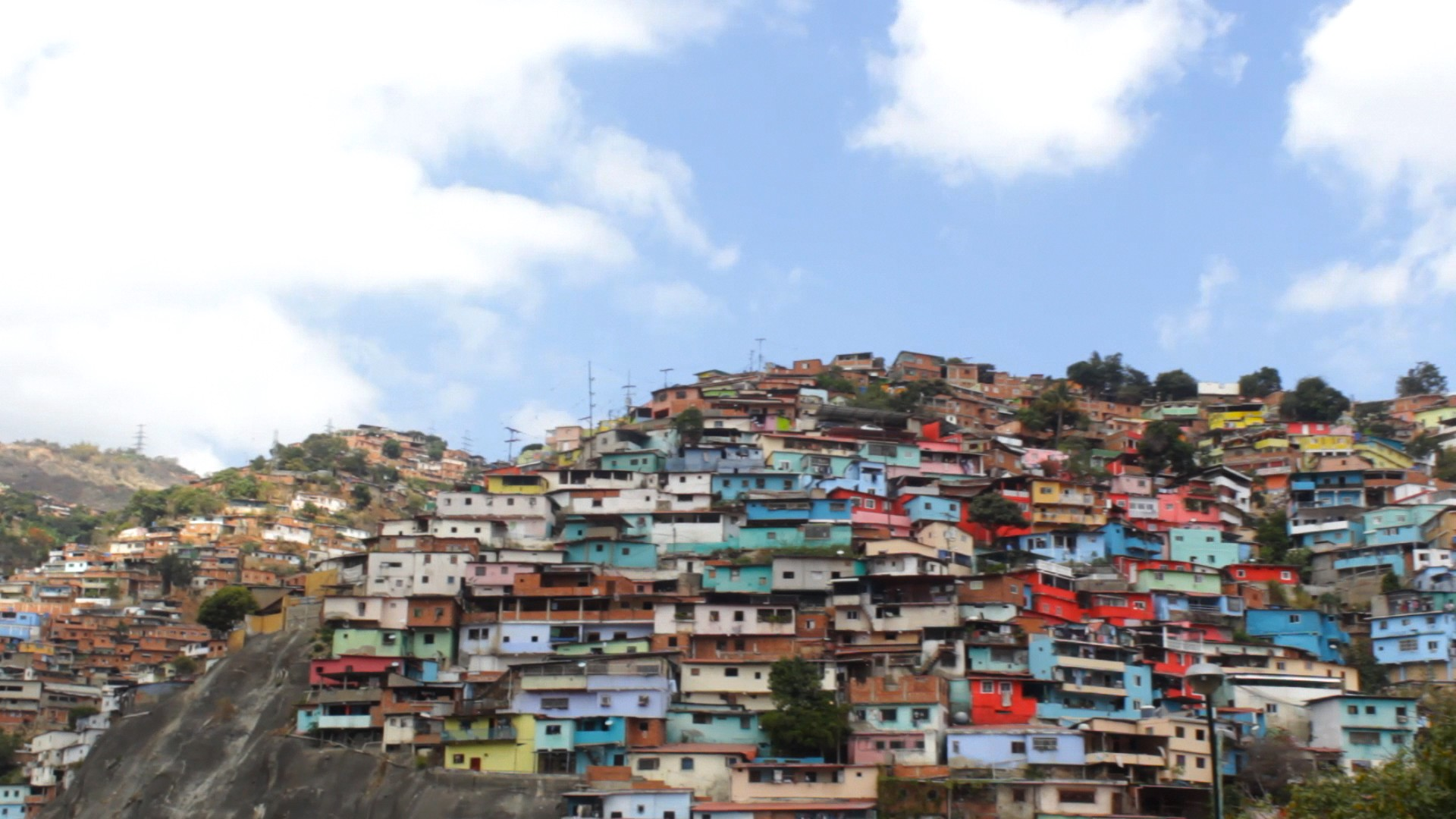 Dispatches From Venezuela: Red Roofs And The New Ogling