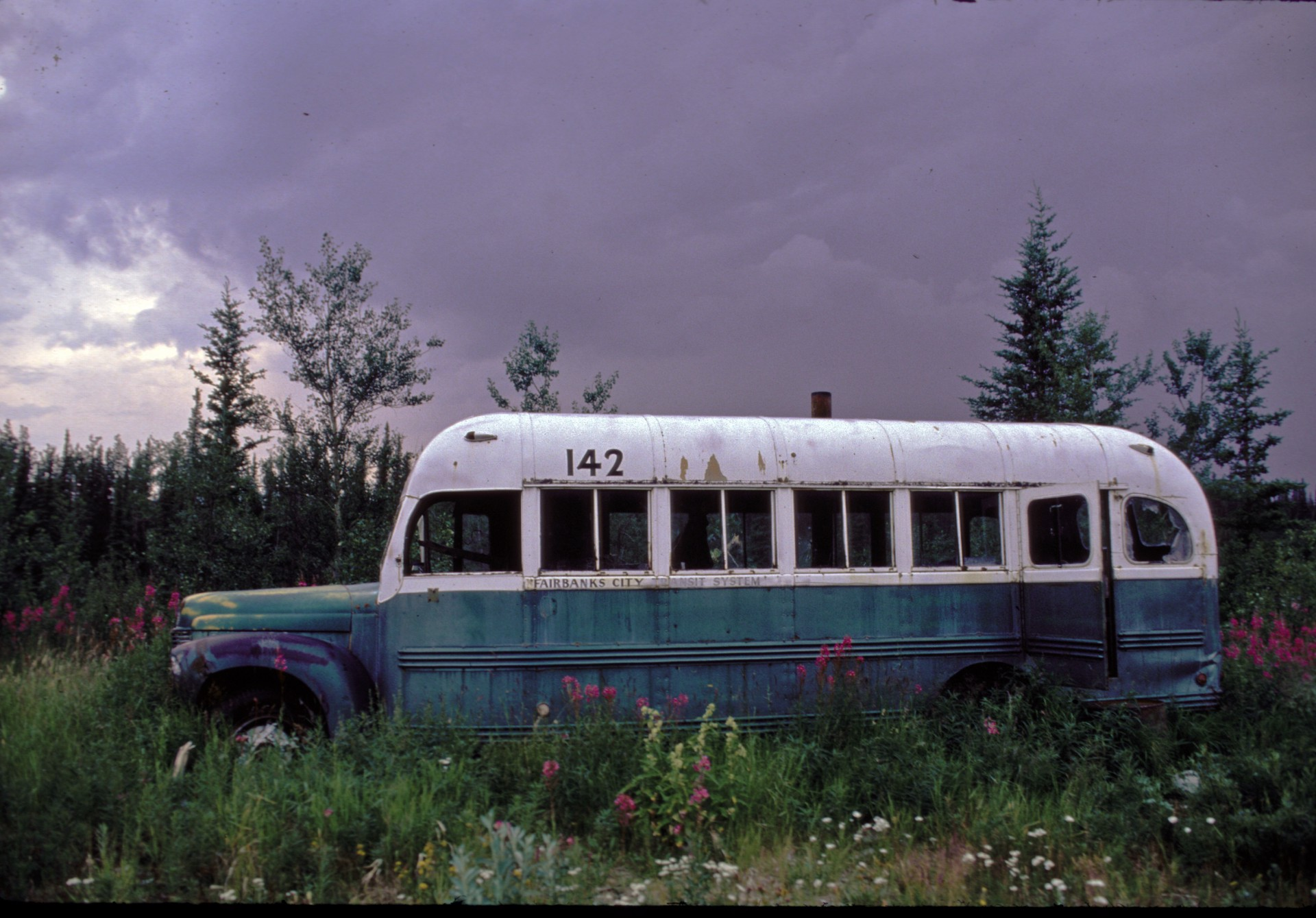 how chris mccandless died galleys medium