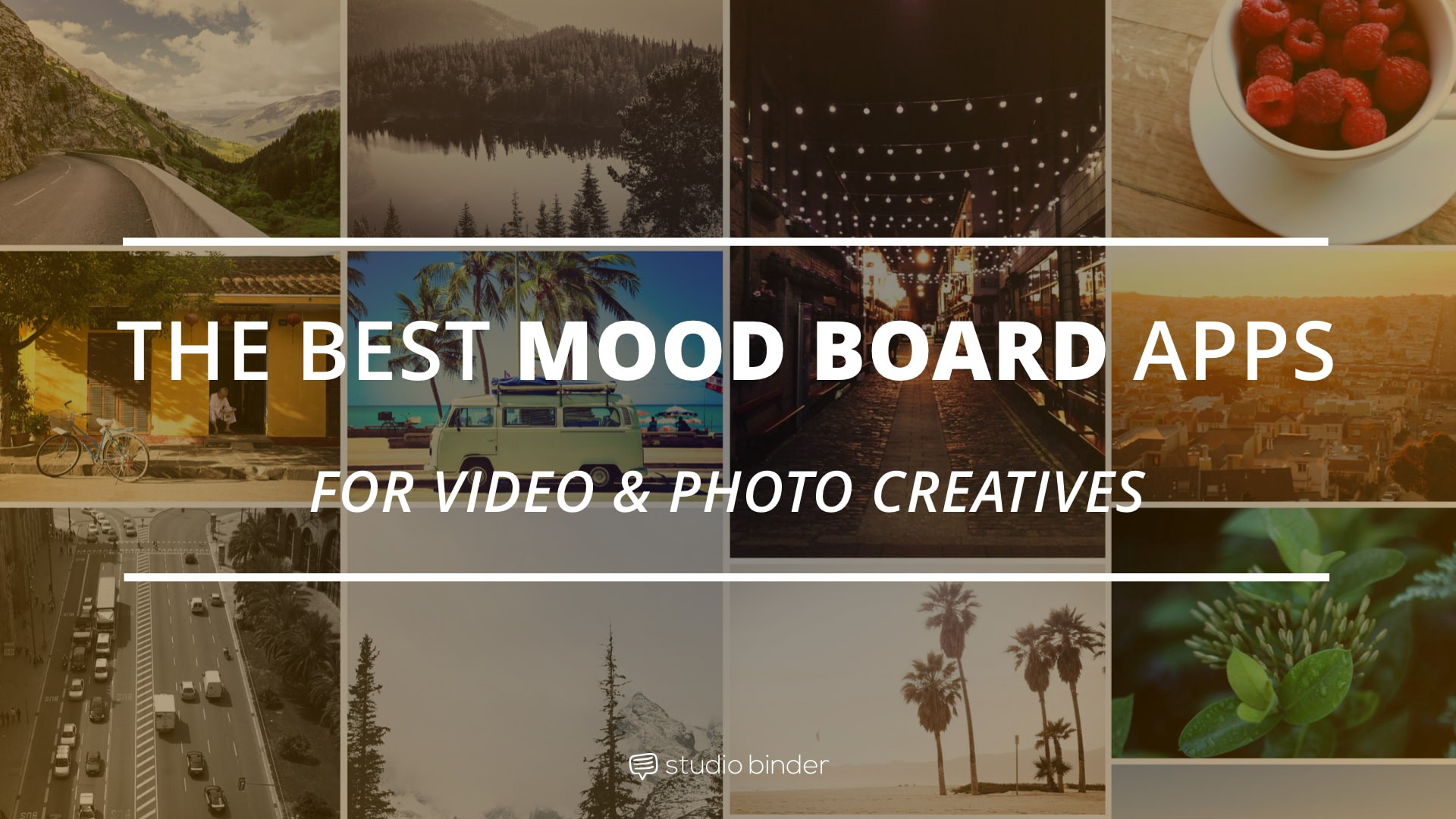 Top 14 Mood Board Apps Of 2017 For Video Production With FREE Template