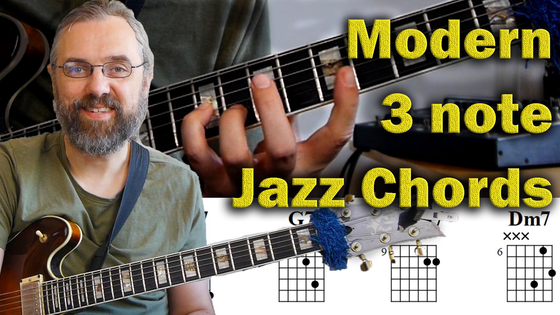 Modern 3 Note Voicings And Voice Leading How To Find New Voicings