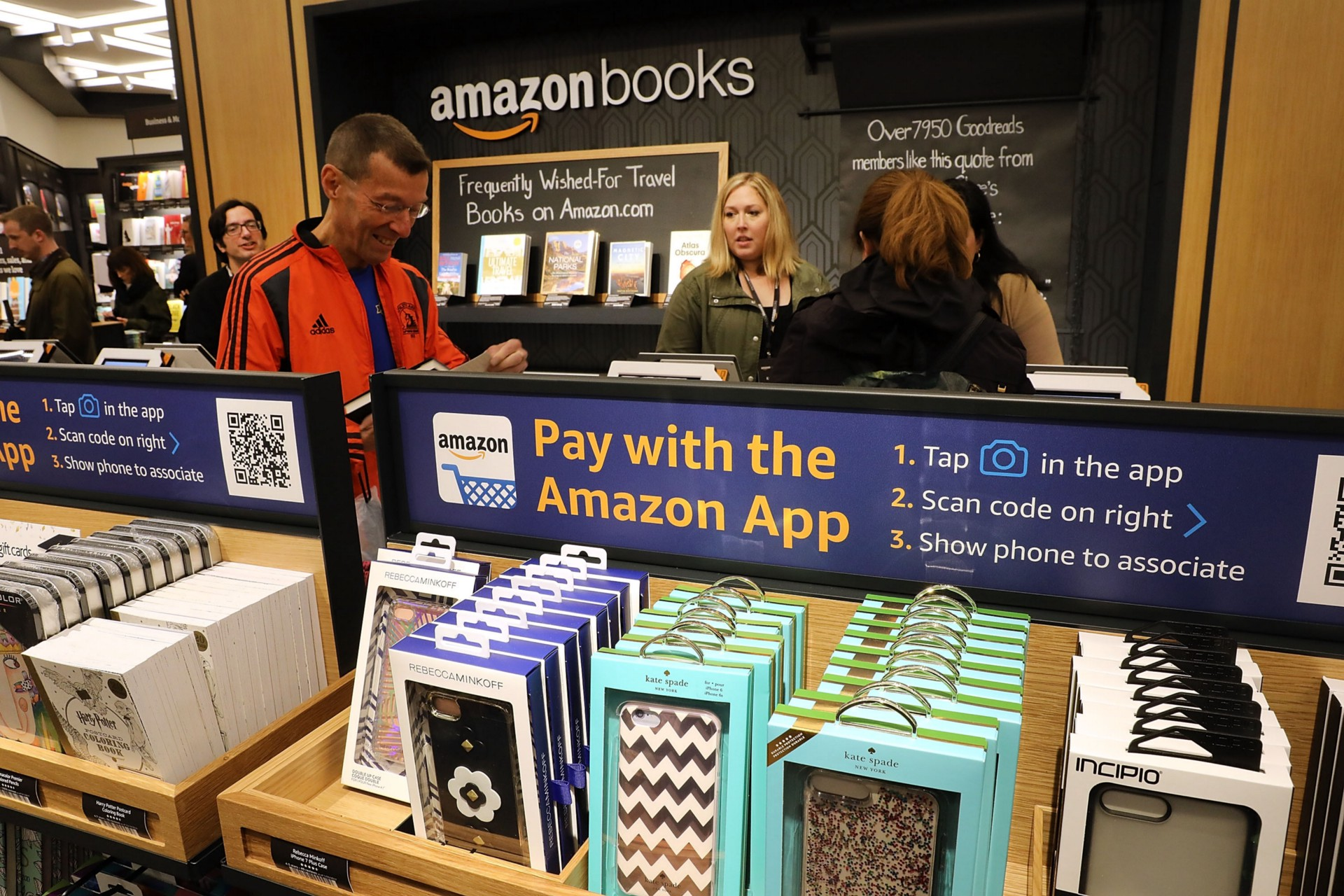amazon vs the book industry the war that never was