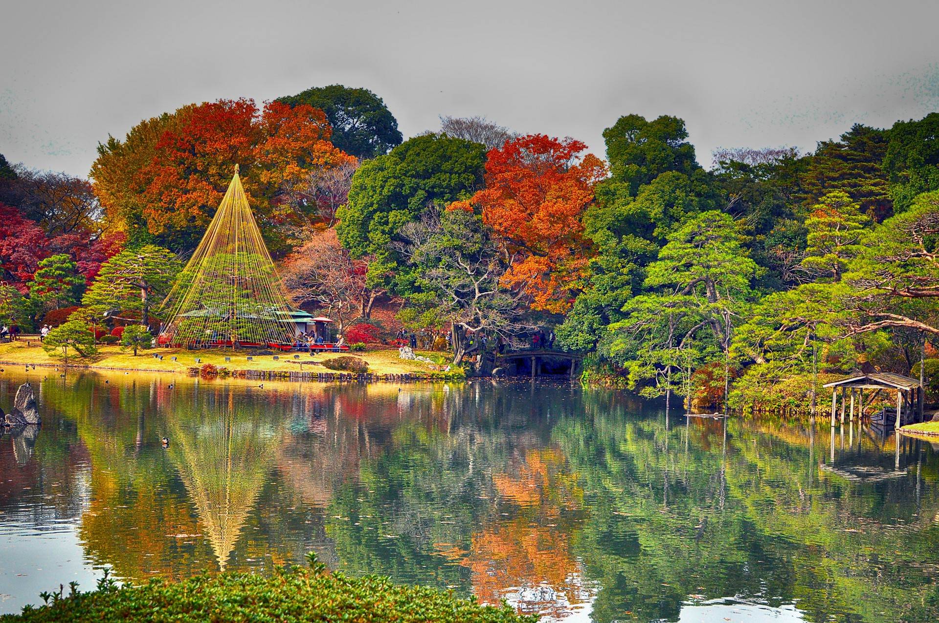 7 Most Gorgeous Japanese Gardens In Tokyo