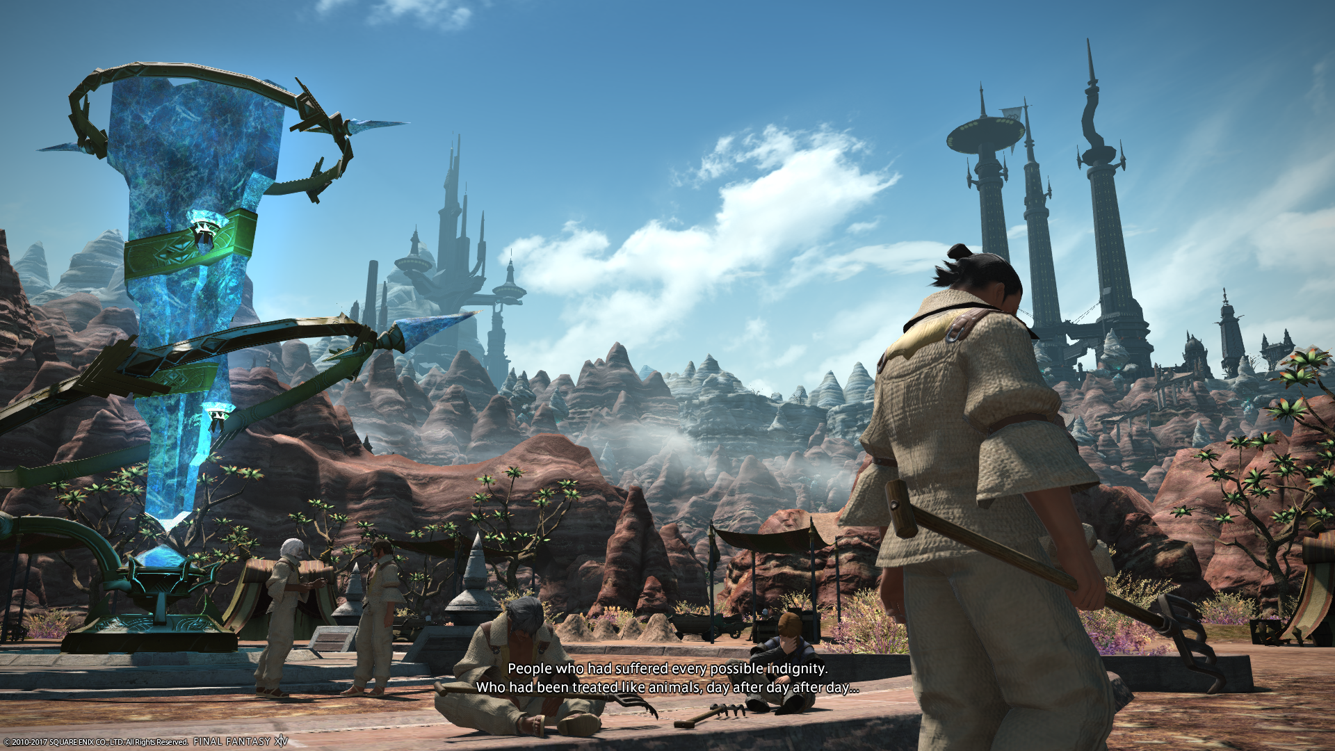 Final Fantasy Xiv Stormblood Makes Its Colonialism As Awful As It