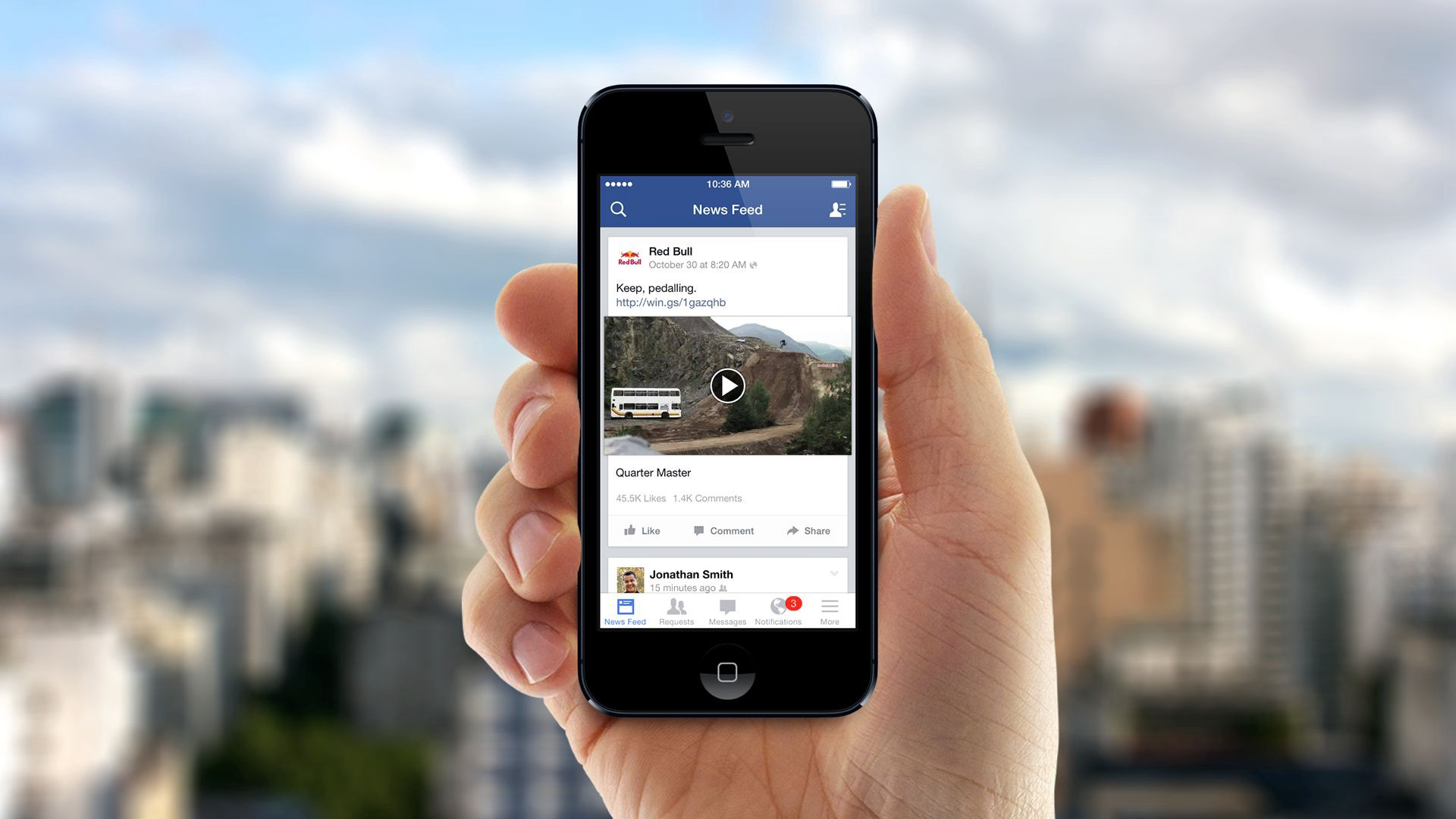 Ways Youll Be Using Facebook Video Differently In - Facebook video template