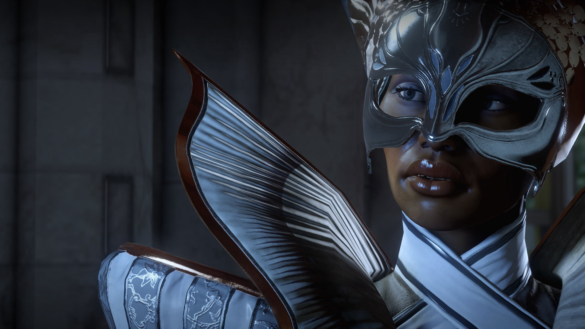 Vivienne A Mage In Dragon Age Inquisition