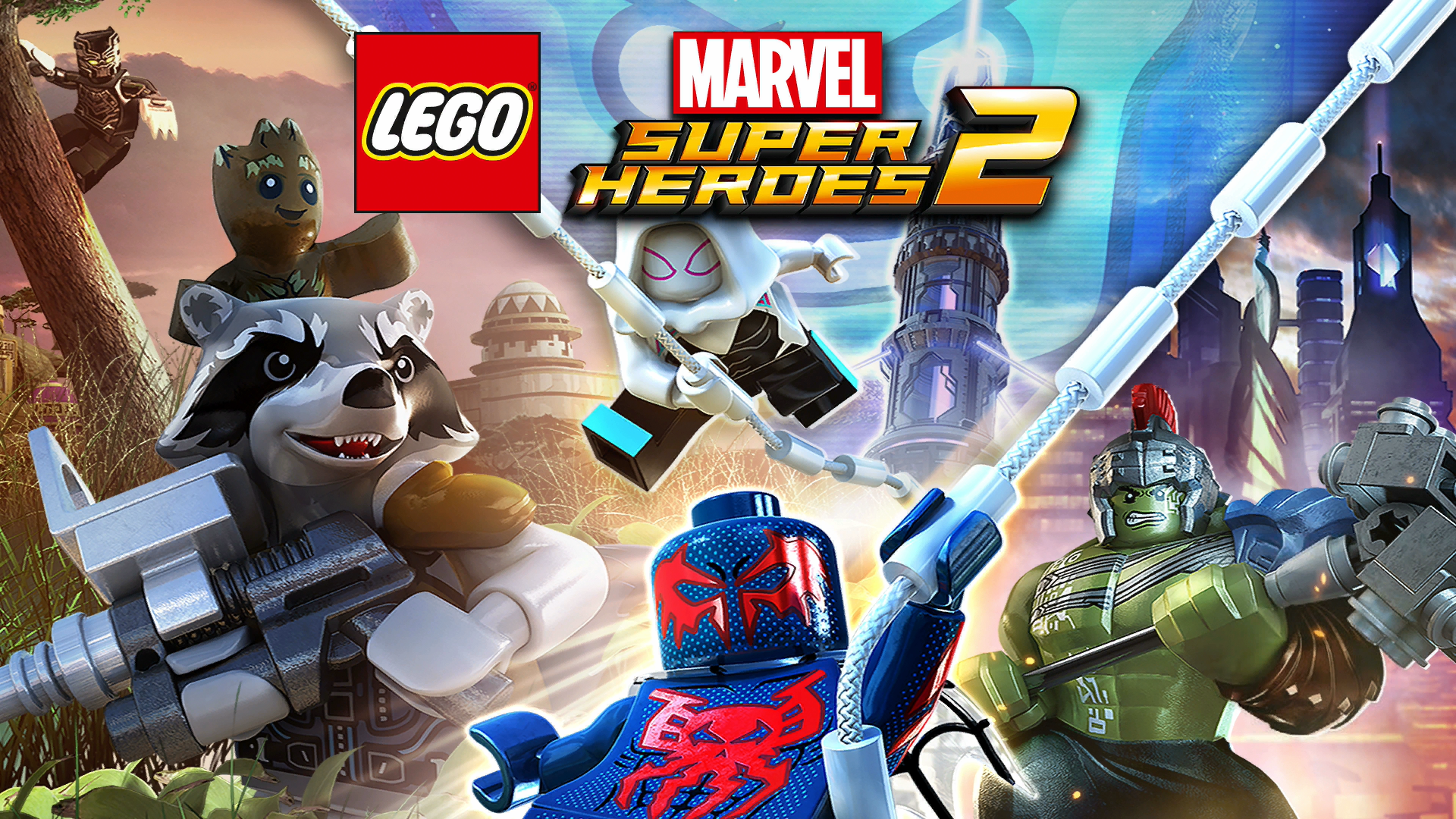 Review lego marvel super heroes 2 tasta voltagebd Image collections