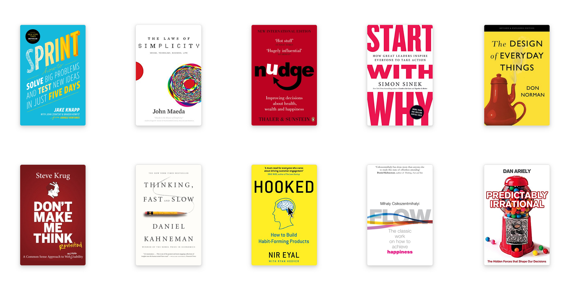 10 Books Every Product Designer Needs To Read – The Reading Room ...