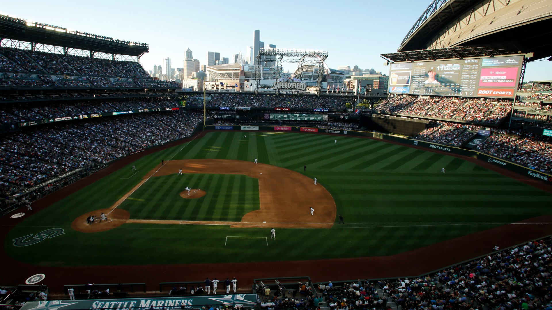 Entire Playing Surface at Safeco Field to Be Replaced This fseason