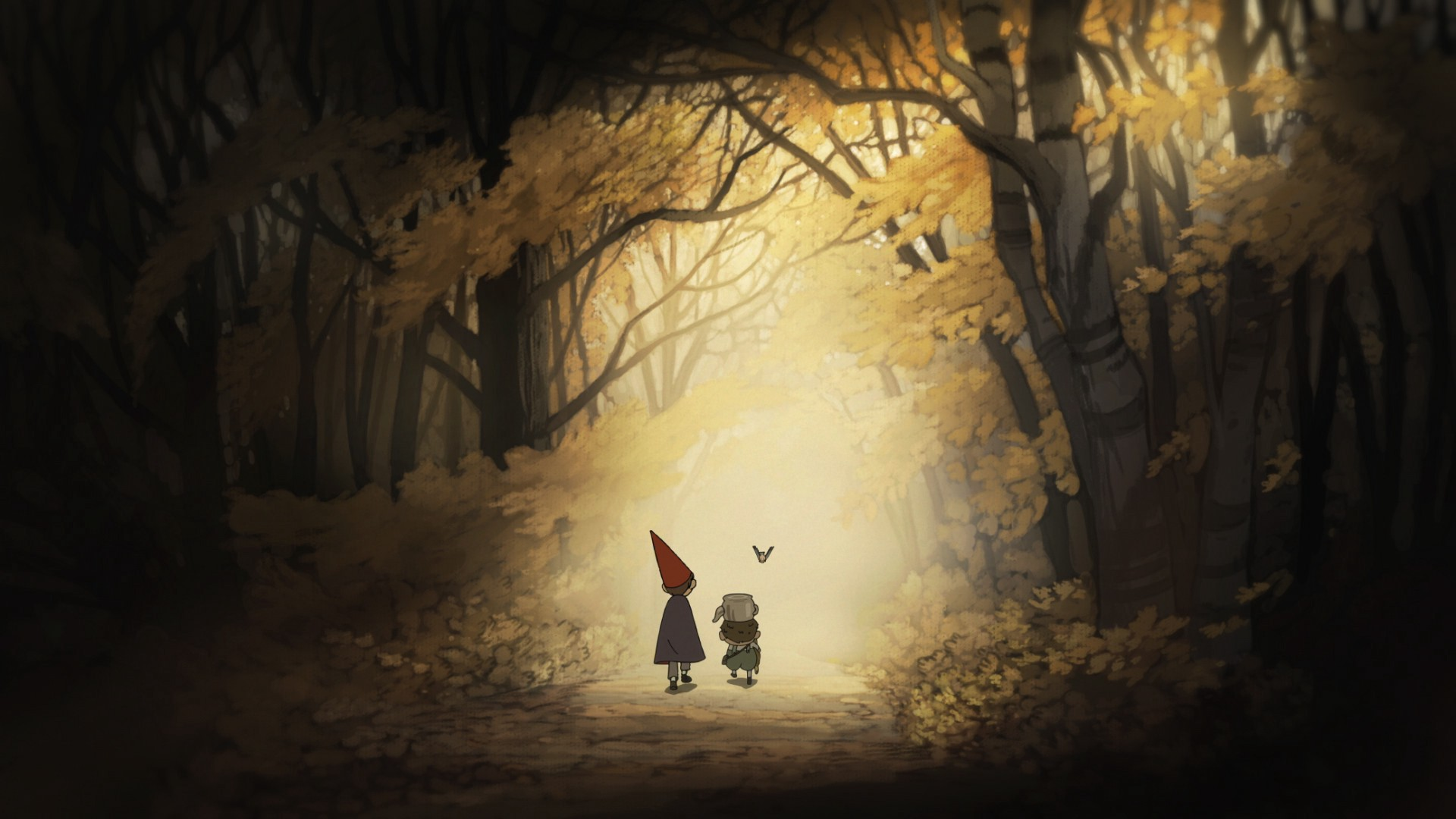 Exclusive: Patrick McHale on the Haunting Magic of \'Over the Garden ...