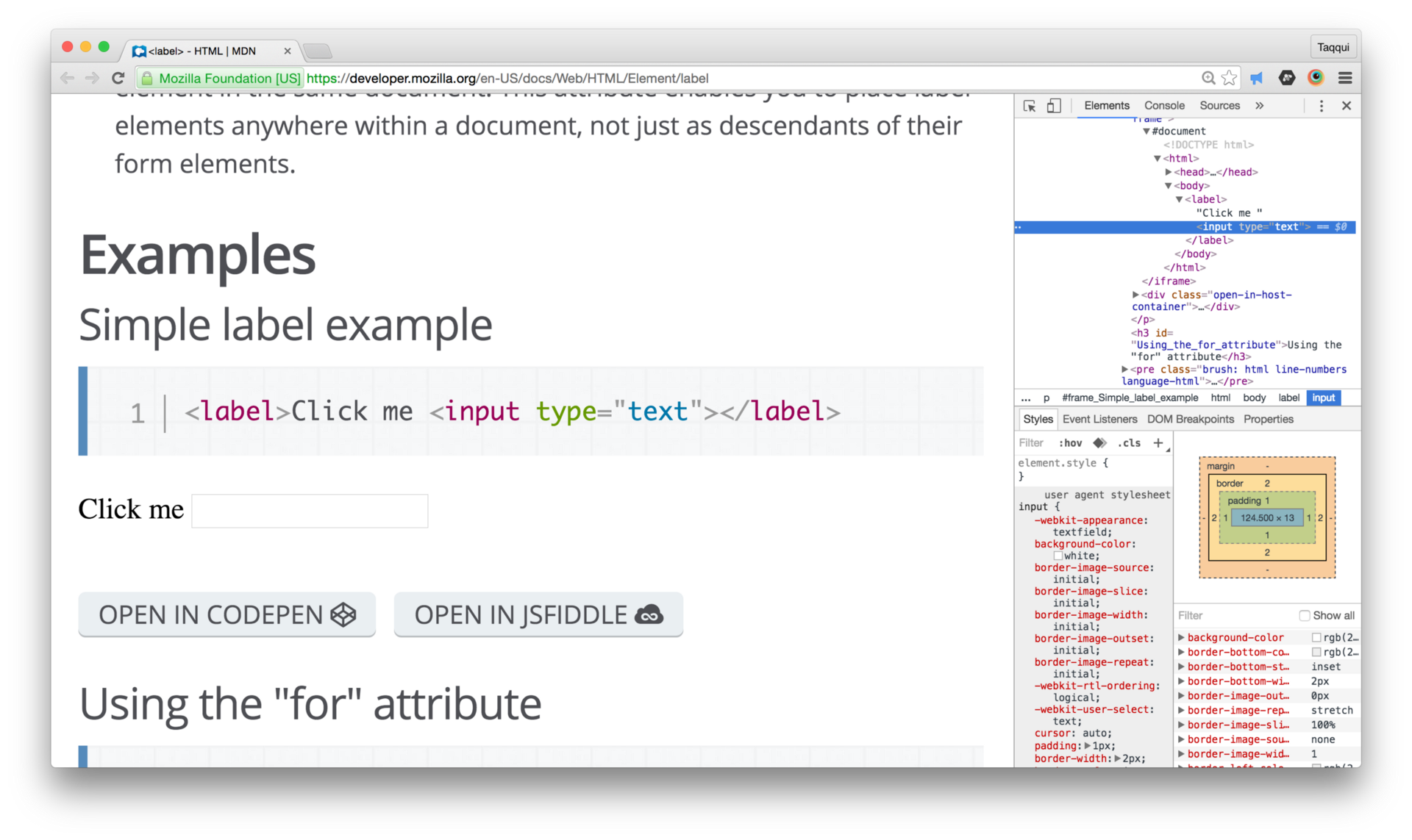 BrowserQuirk: Programmatically opening a <select> box.