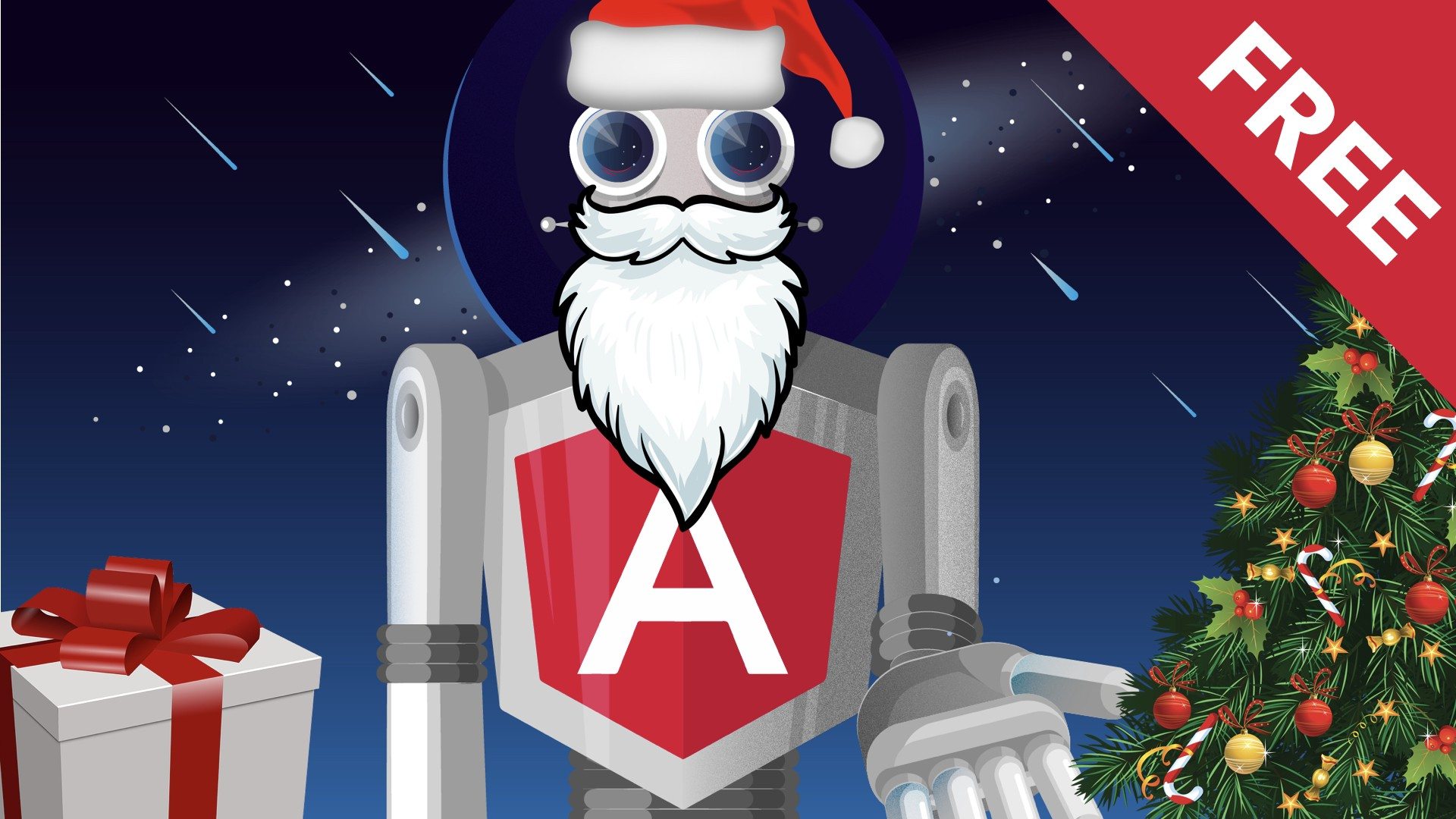 My Angular 5 Course Is Now Free Merry Christmas
