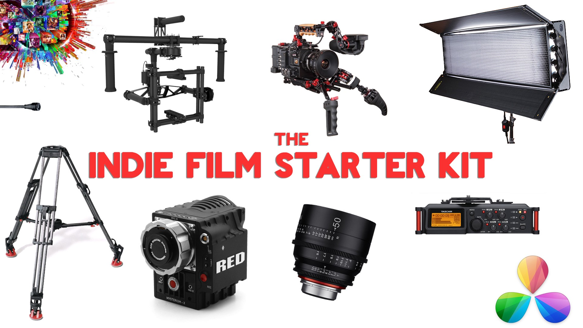 sc 1 st  Medium & The Indie Film Starter Kit u2013 tommysTV u2013 Medium