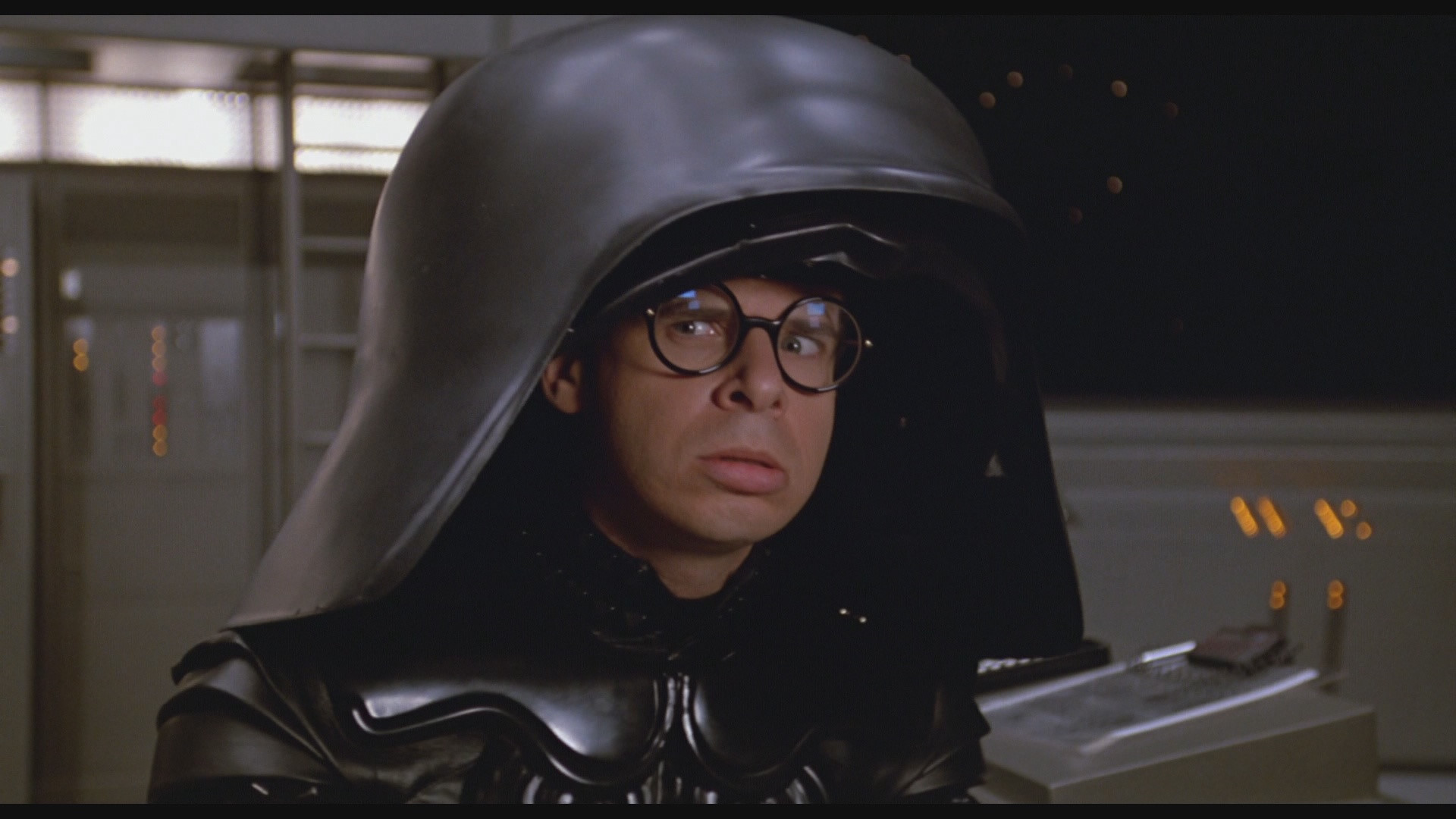 I am surrounded by assholes spaceballs