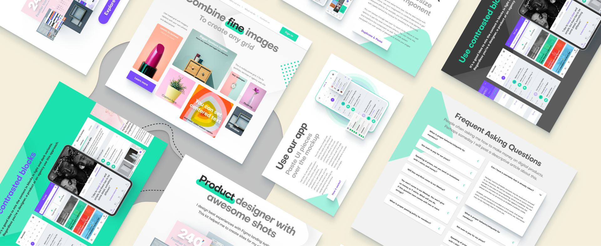 Figma Web Design System. Watch The World And See Components