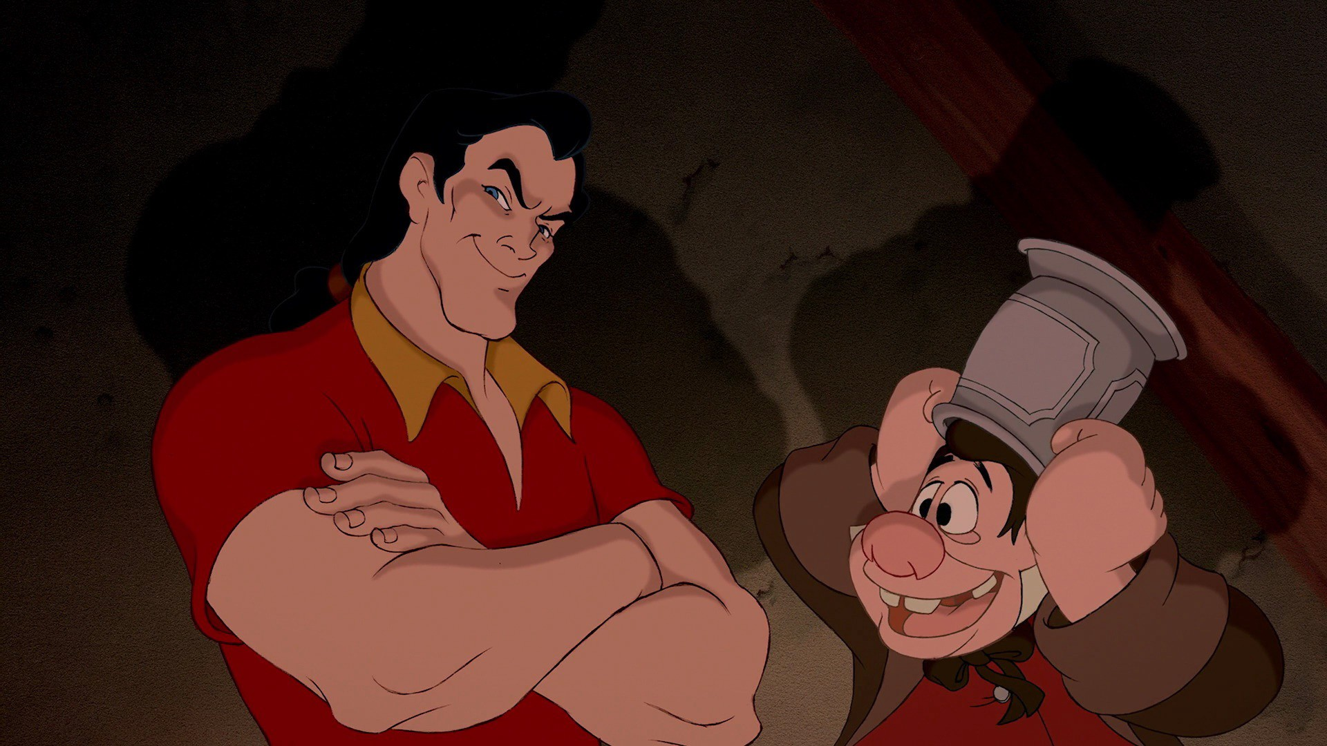 Does the mob song from beauty and the beast prove that gaston is the does the mob song from beauty and the beast prove that gaston is the best disney villain publicscrutiny Gallery