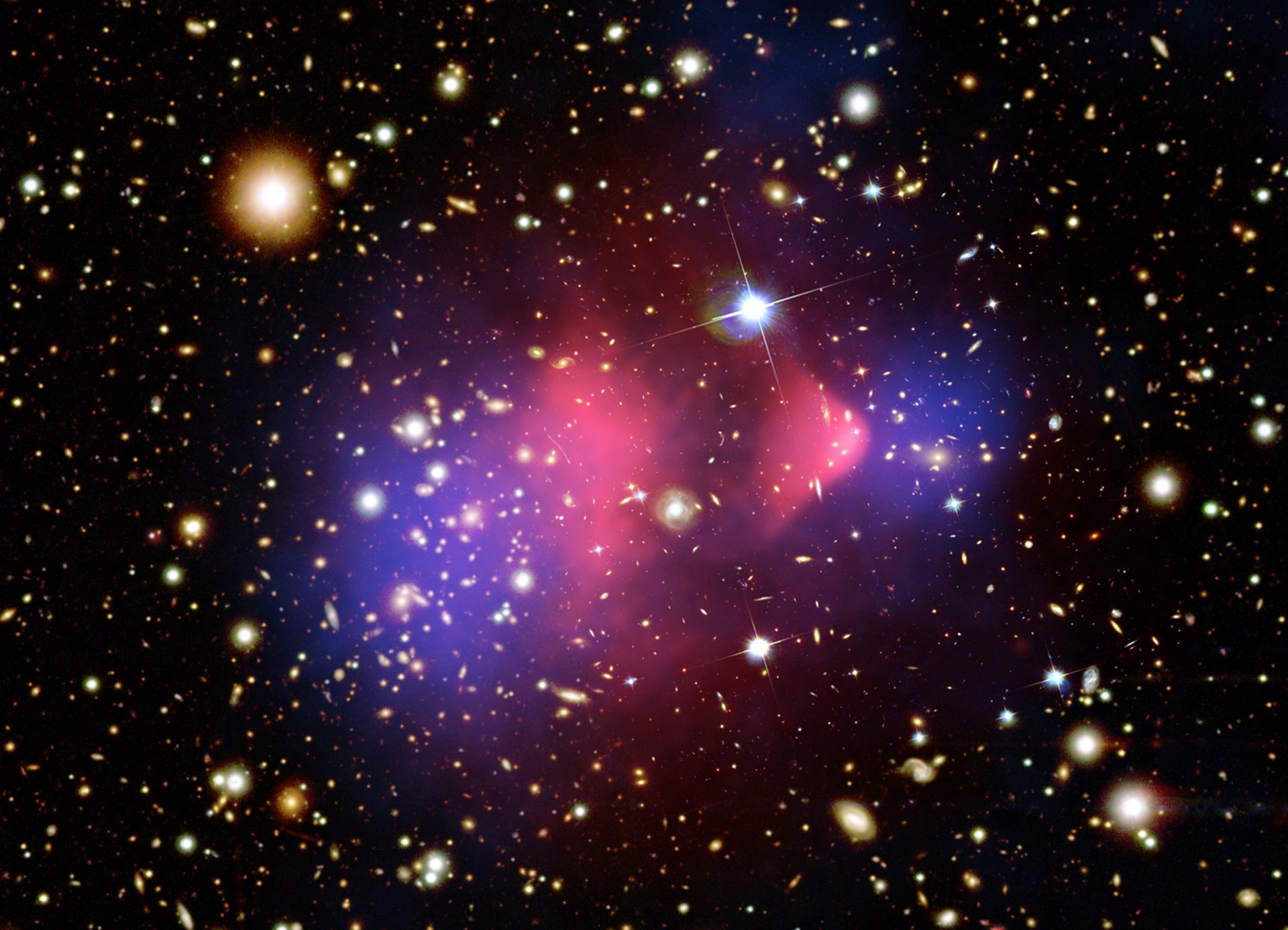 Five Reasons We Think Dark Matter Exists – Starts With A Bang ...