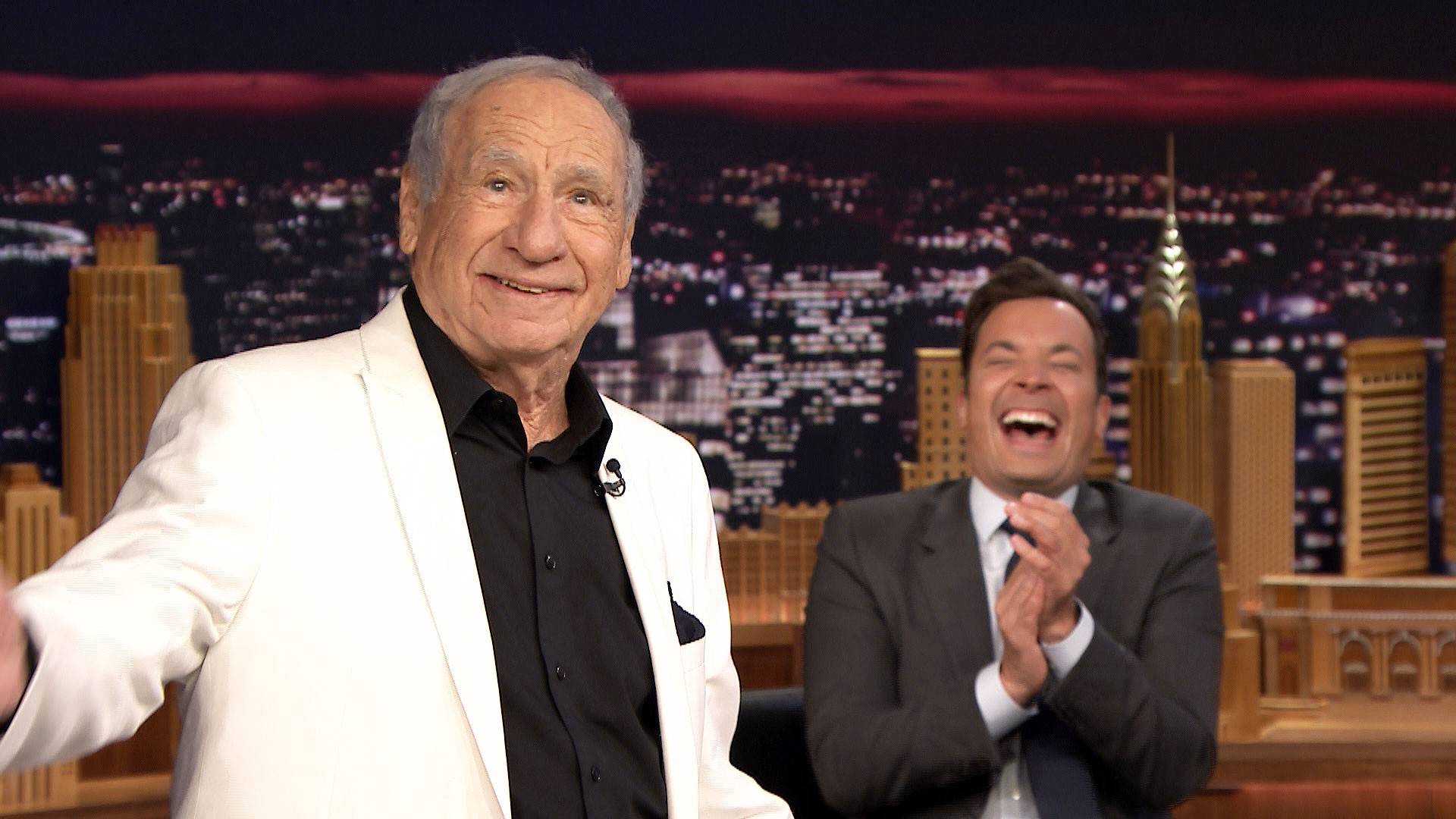 Mel Brooks On Writing Blazing Saddles Young Frankenstein And Saluting Magic