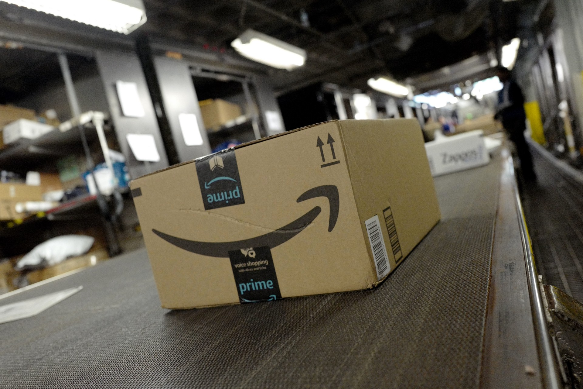 Amazon Expands Prime Program To Include People In Food Assistance Programs  How To Eat Fried Worms