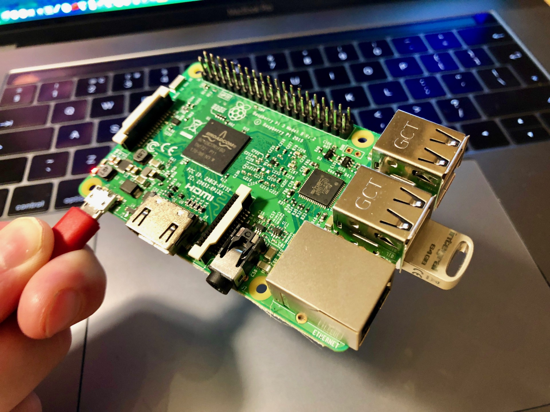 Adding An External Disk To A Raspberry Pi And Sharing It Over The Power Supply White Glue On Circuit Board Electrical Engineering Network