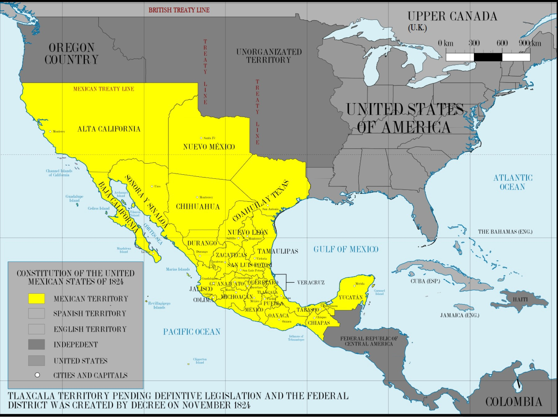 Us Mexico Borderjpg Mesmerizing Map Of Usa States And Tragomme - Cuba on us map