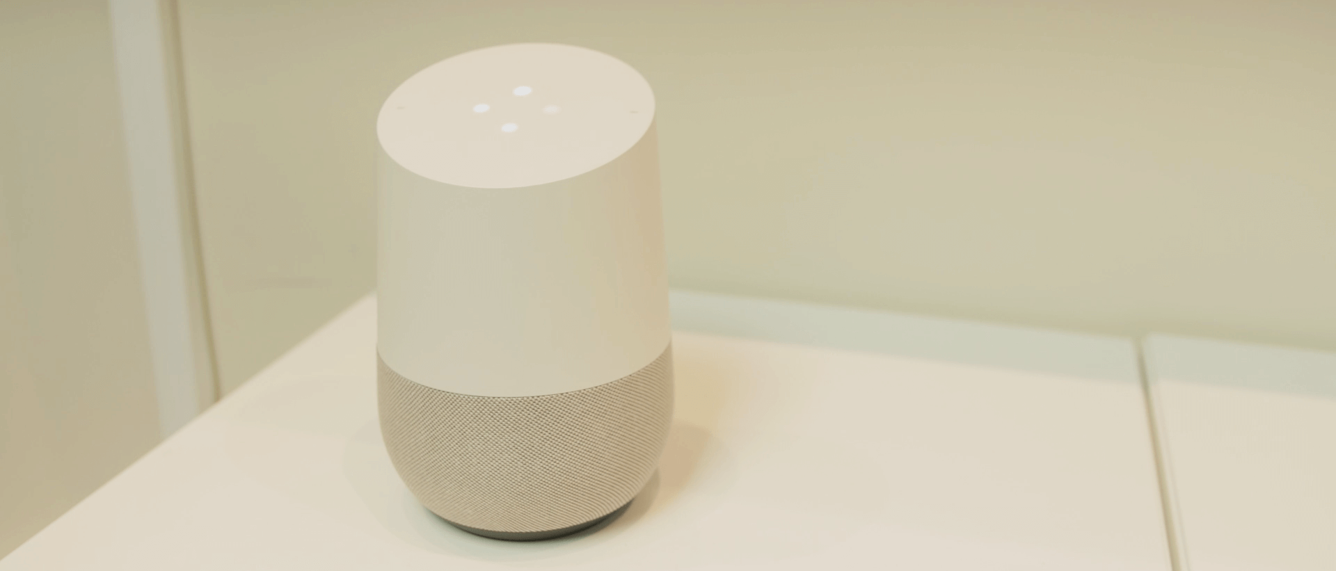 How We Built a Google Home Office Assistant – Connected Lab – Medium