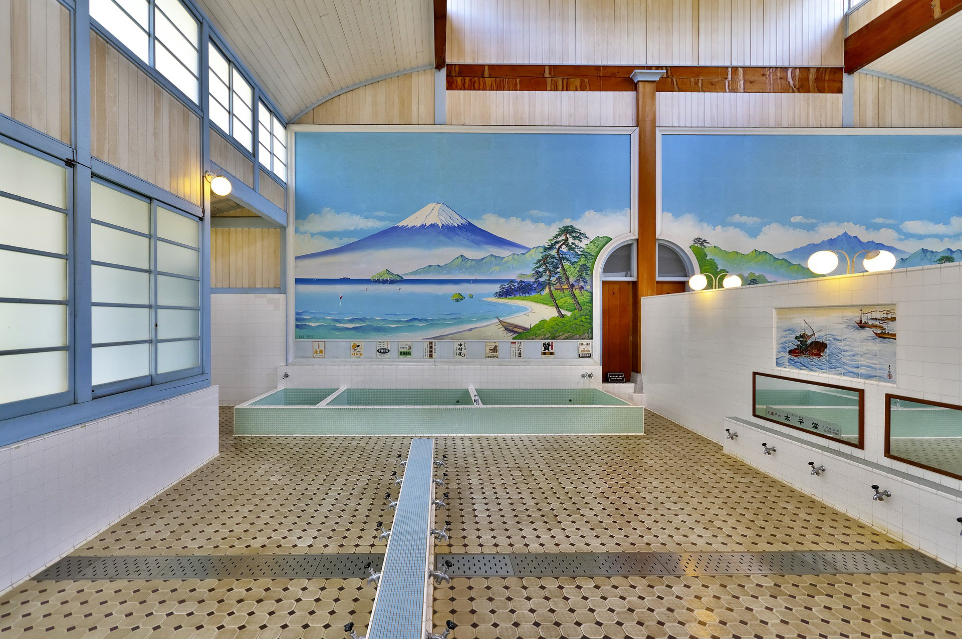 What Japanese Bathhouses Taught Me About Stress Management