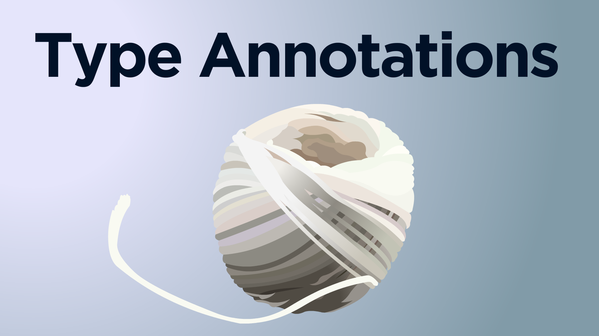 Type Annotation in Python