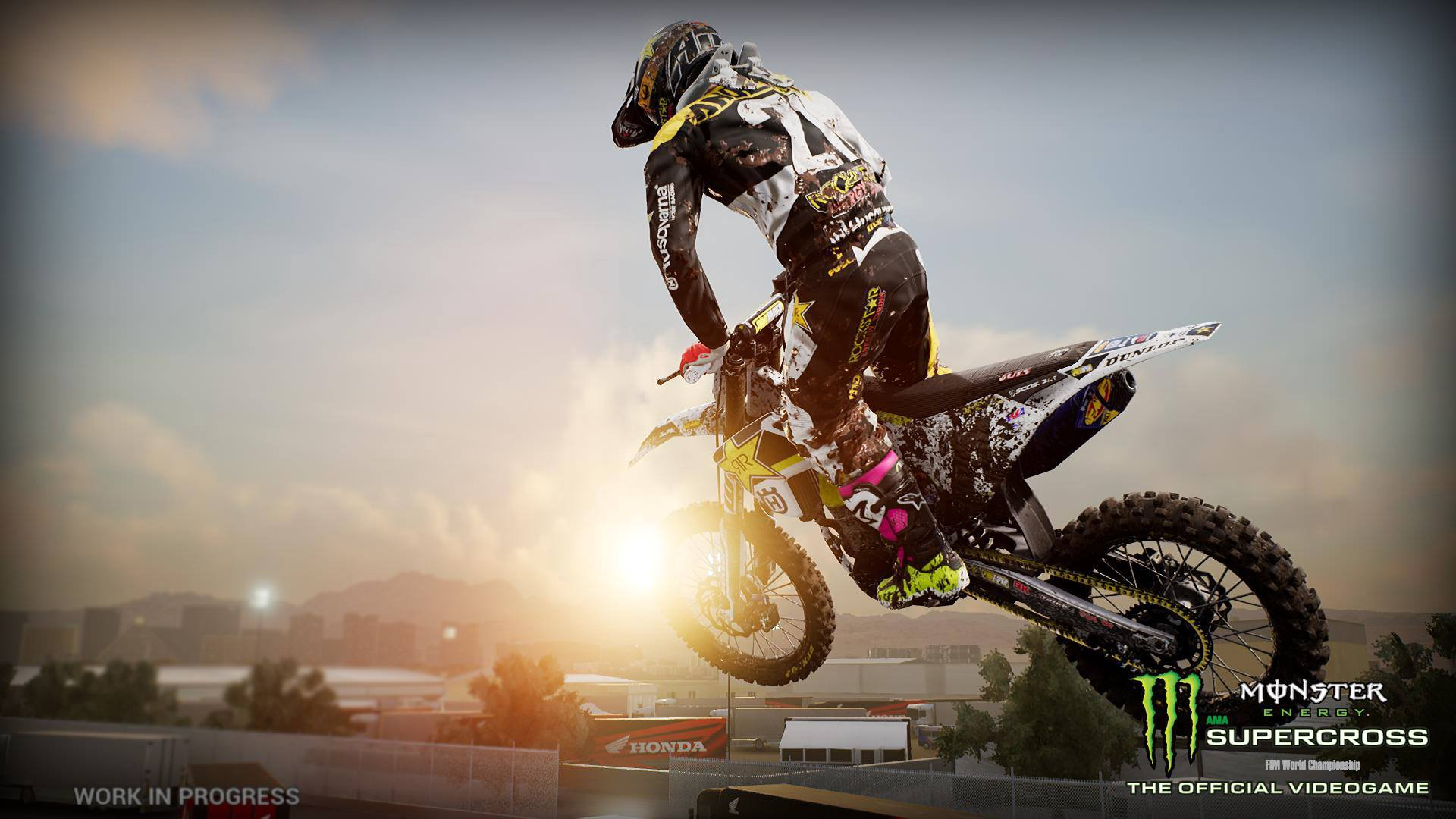 Review Monster Energy Supercross The Official Game