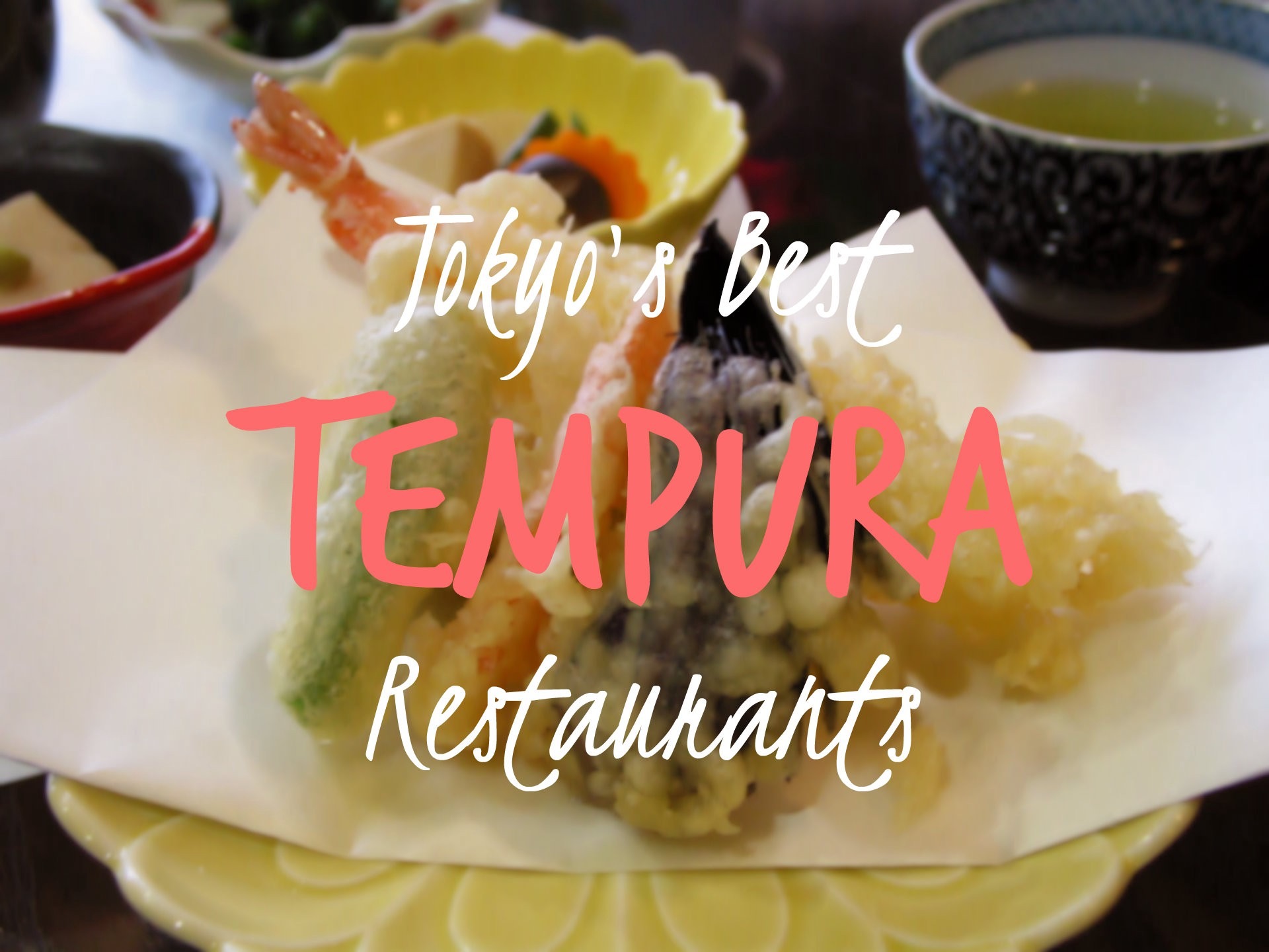 5 best michelin star tempura restaurants in tokyo japan travel one of the most beloved japanese dishes tempura is hugely popular all around the world nowadays if you are travelling to japan this is one thing you forumfinder Image collections