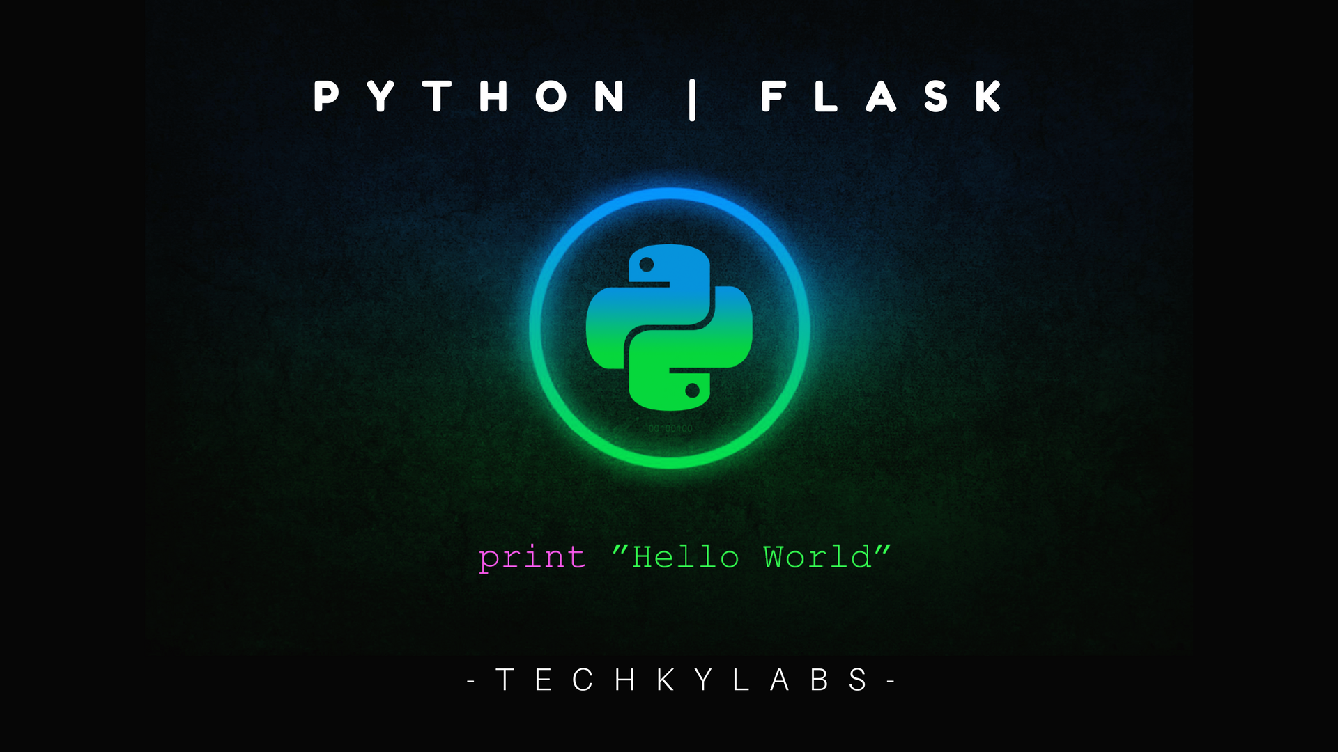Getting started with Python Flask framework (Part 1)