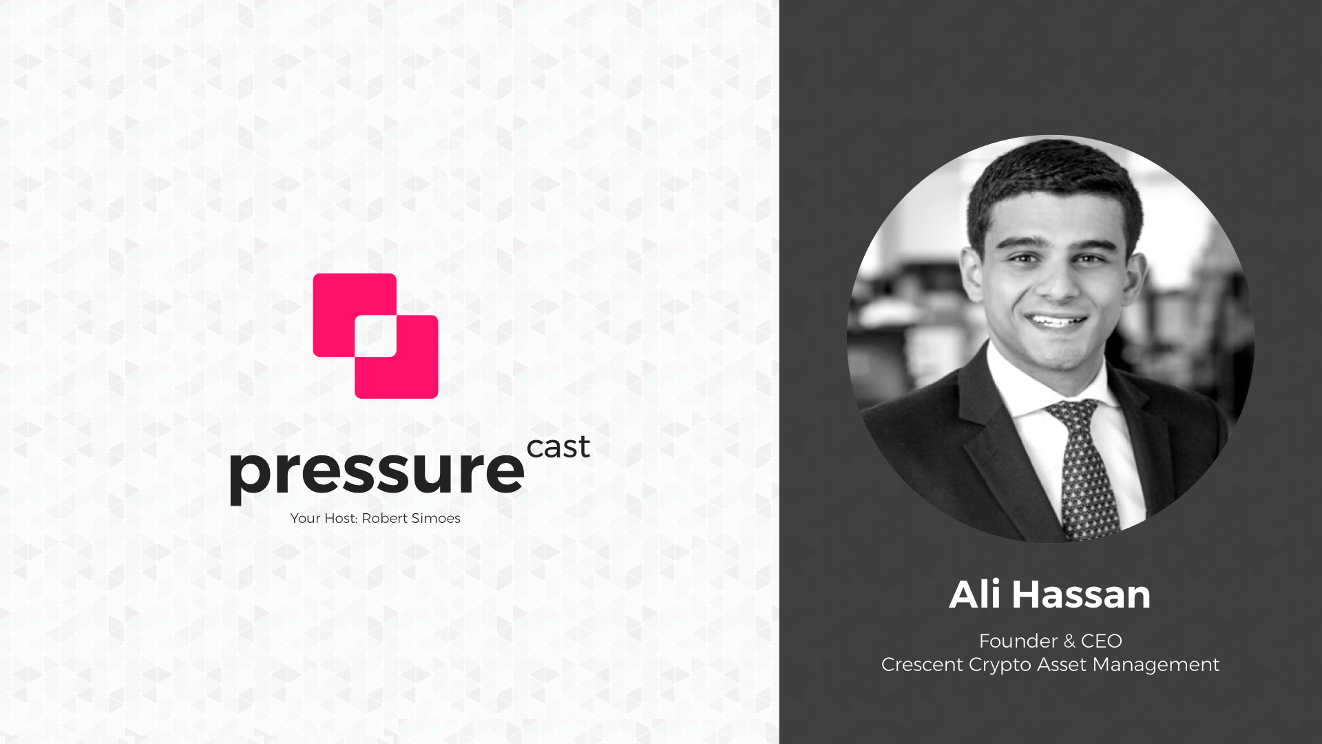 e9: ali hassan on institutionalizing digital assets with crescent crypto