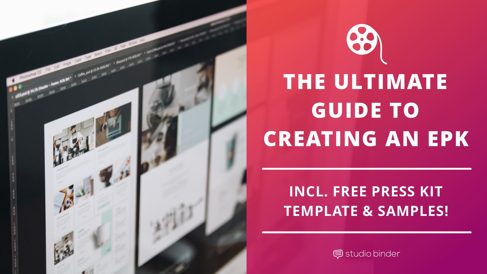 The Ultimate Guide To Creating An EPK (with FREE Template U0026 Samples)