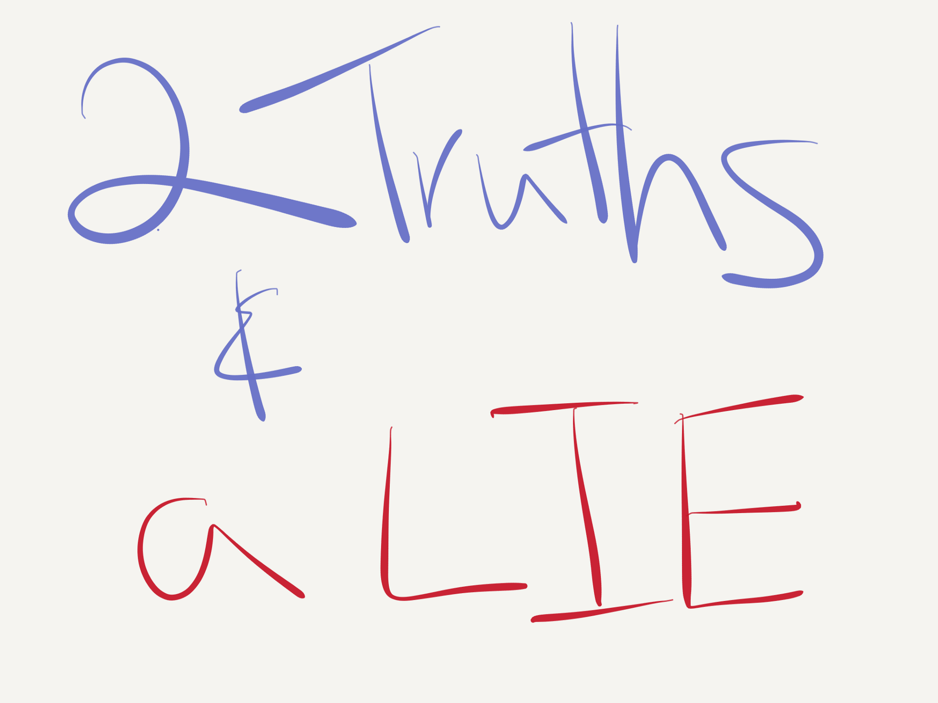 Two Truths A Liedata And Pharma Advertising Dj Patil Medium - Know adverts lie just much will shock