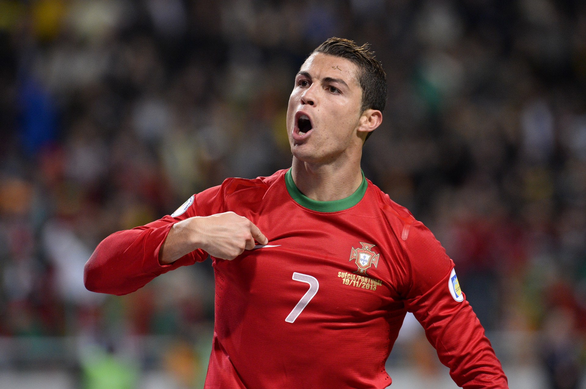 Image result for cristiano ronaldo ultimate fan by iain spragg