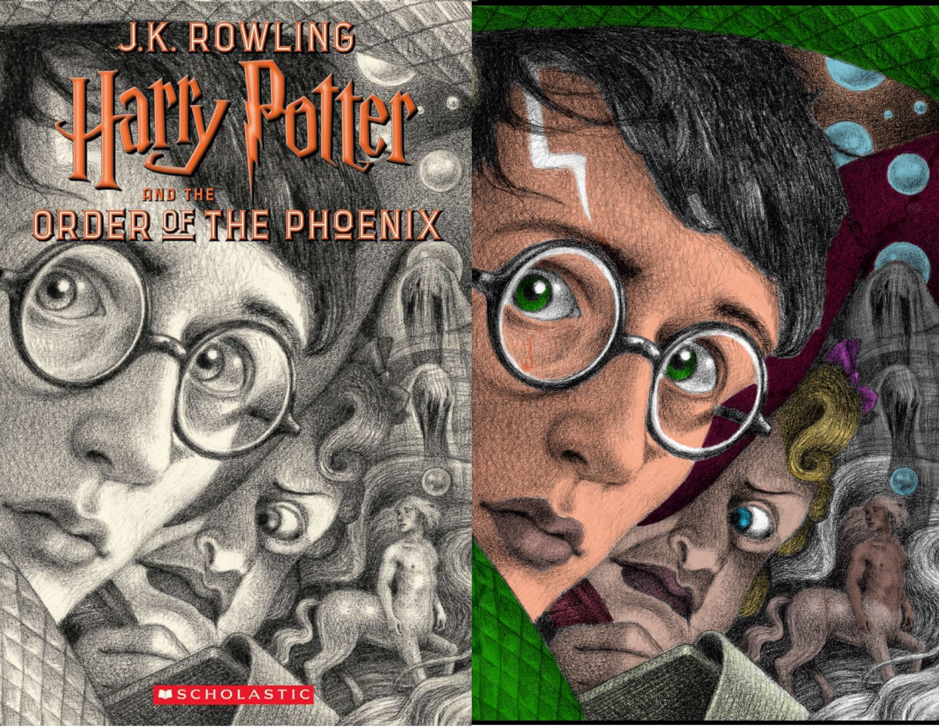 After All This Time Harry Potter Turns 20 And Brian Selznicks New Artwork Beautifully Celebrates