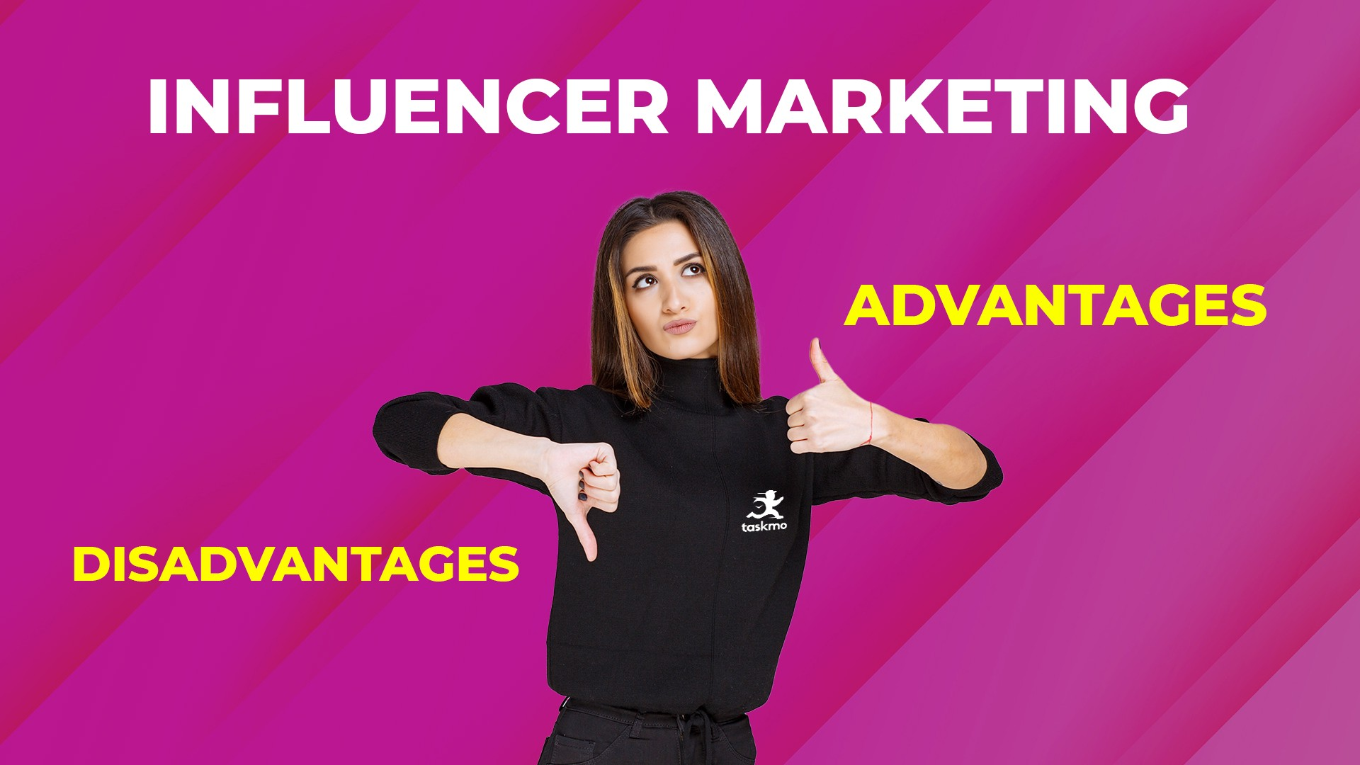 Advantages and Disadvantages of Influencer Marketing