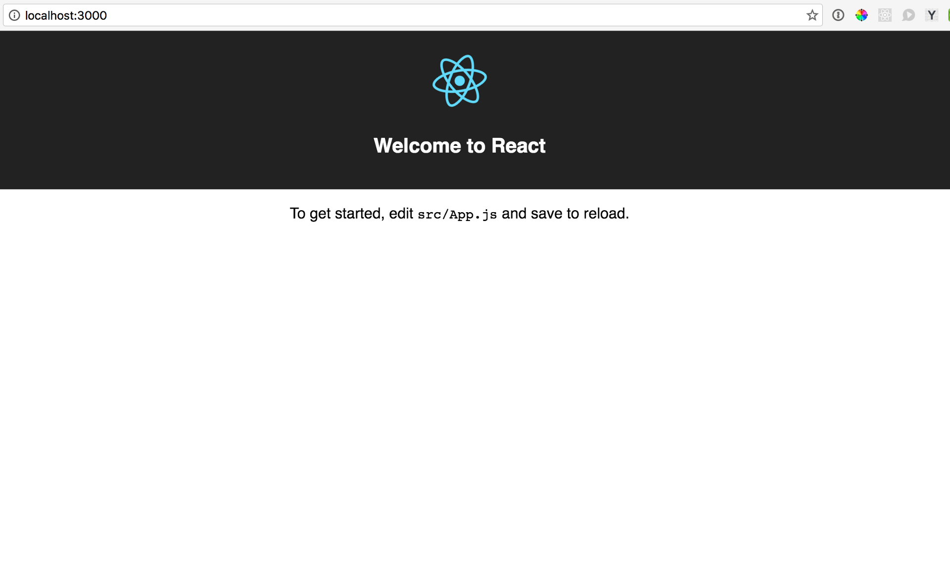 Deprecation warning: See for new link -React Getting Started — The ...