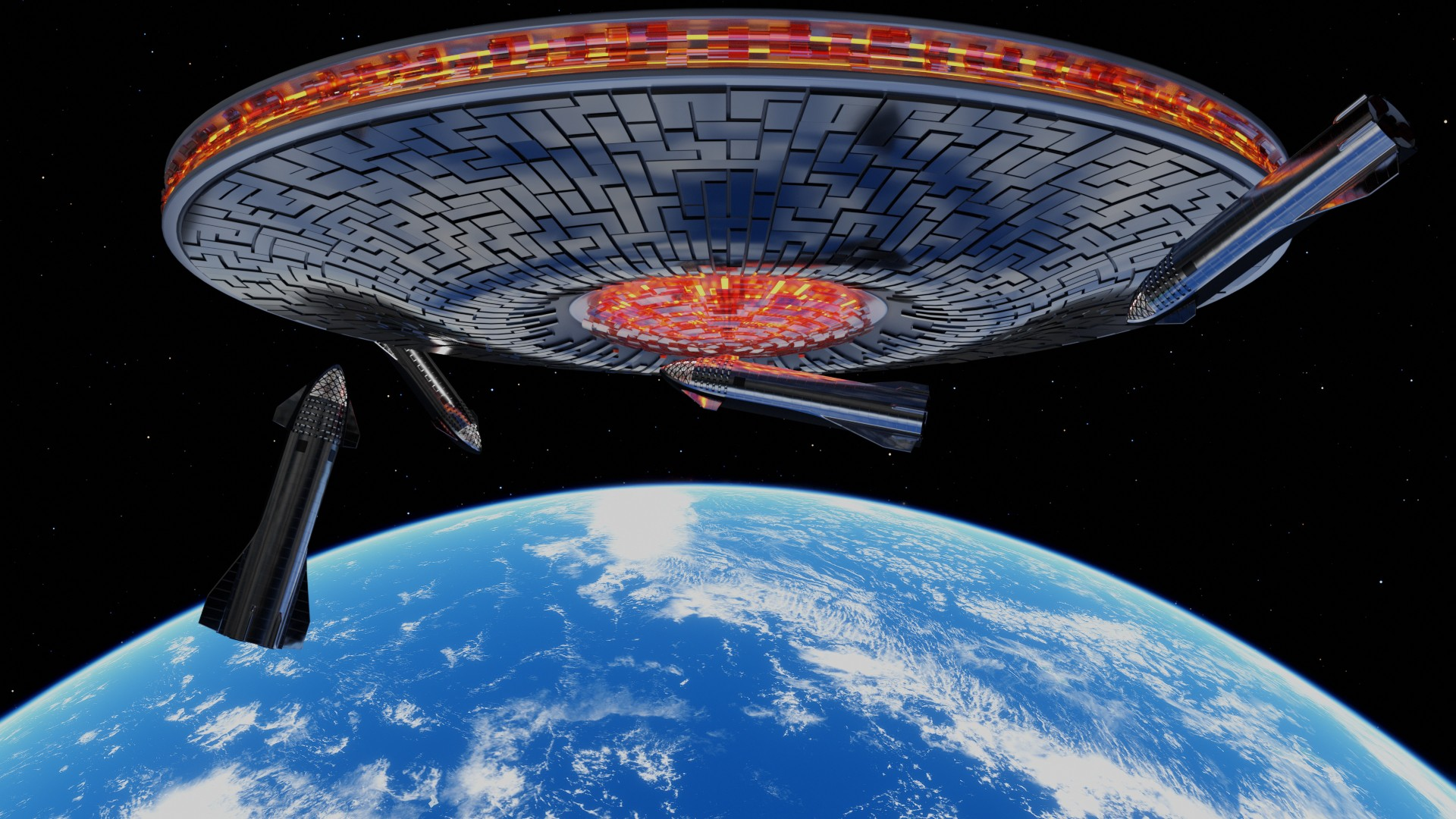 Can SpaceX Starship help with the search for extraterrestrial life-