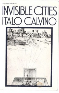 Italo Calvino invisible cities