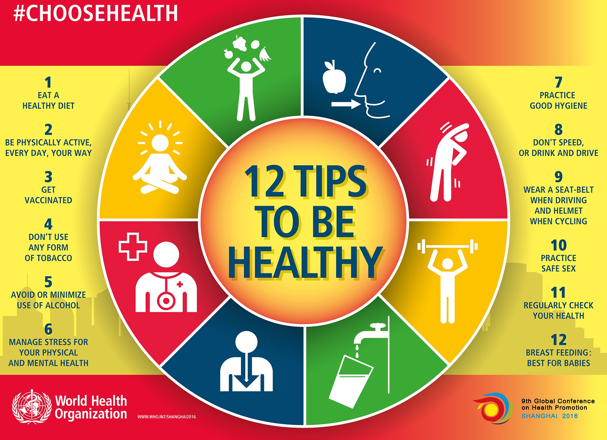 The importance of having a health check regularly