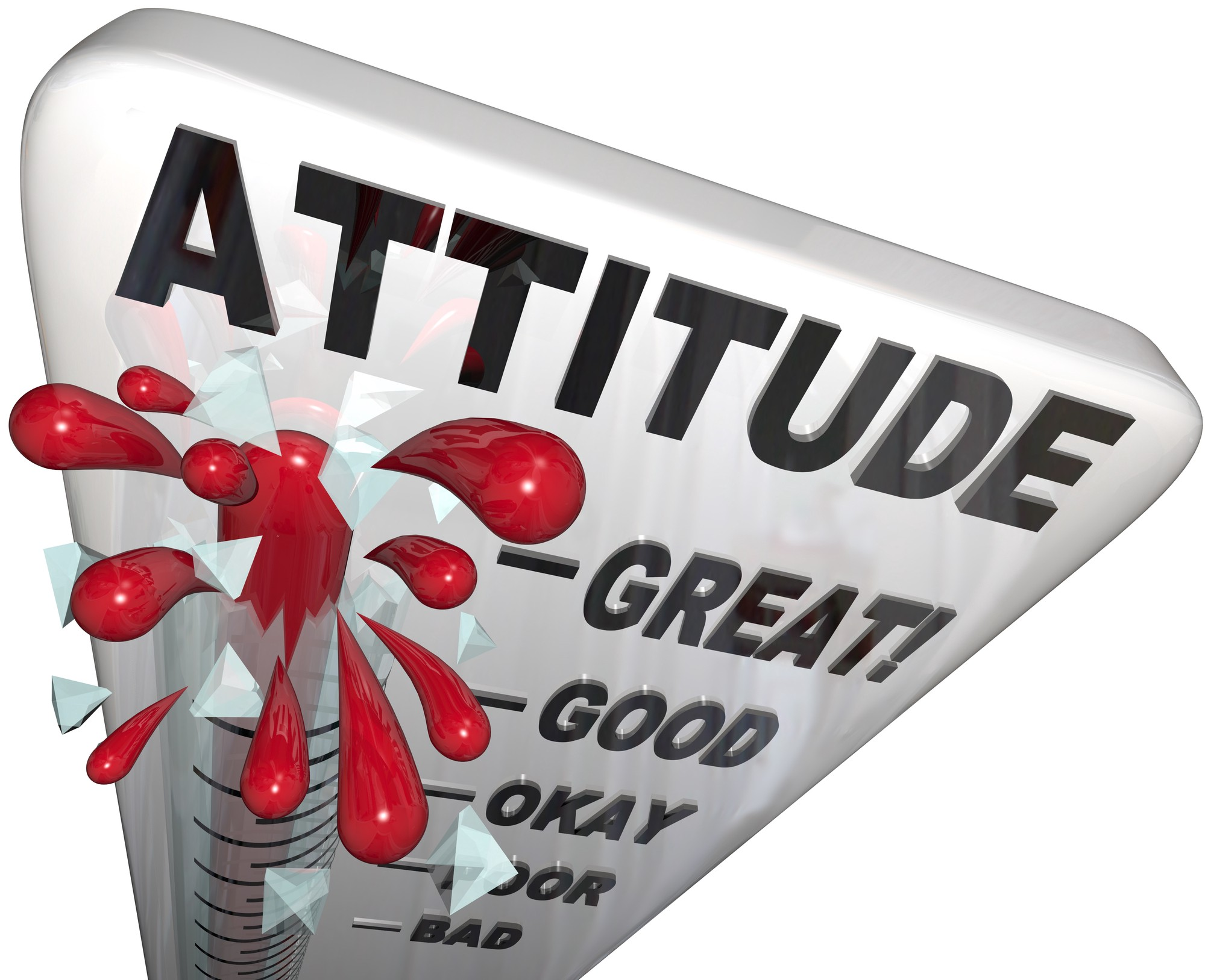 Polishing Your Attitude