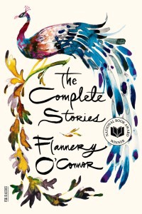 flannery o'connor, the complete stories, macmillan/fsg