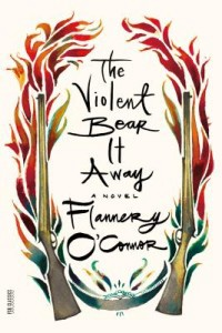 flannery o'connor, the violent bear it away,  bookculture