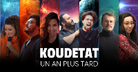 Koudetat : un an plus tard