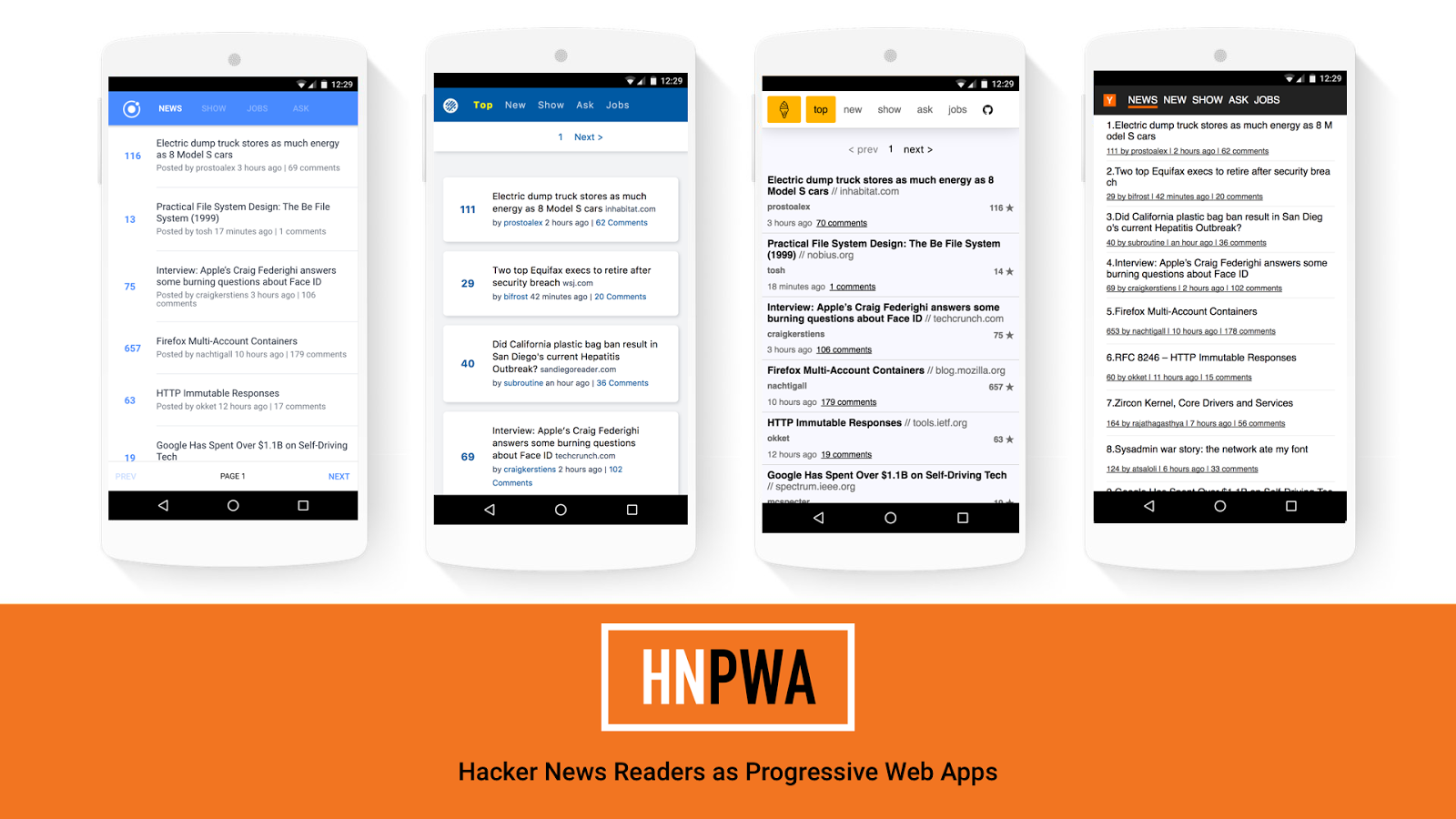 how to build a progressive web apps
