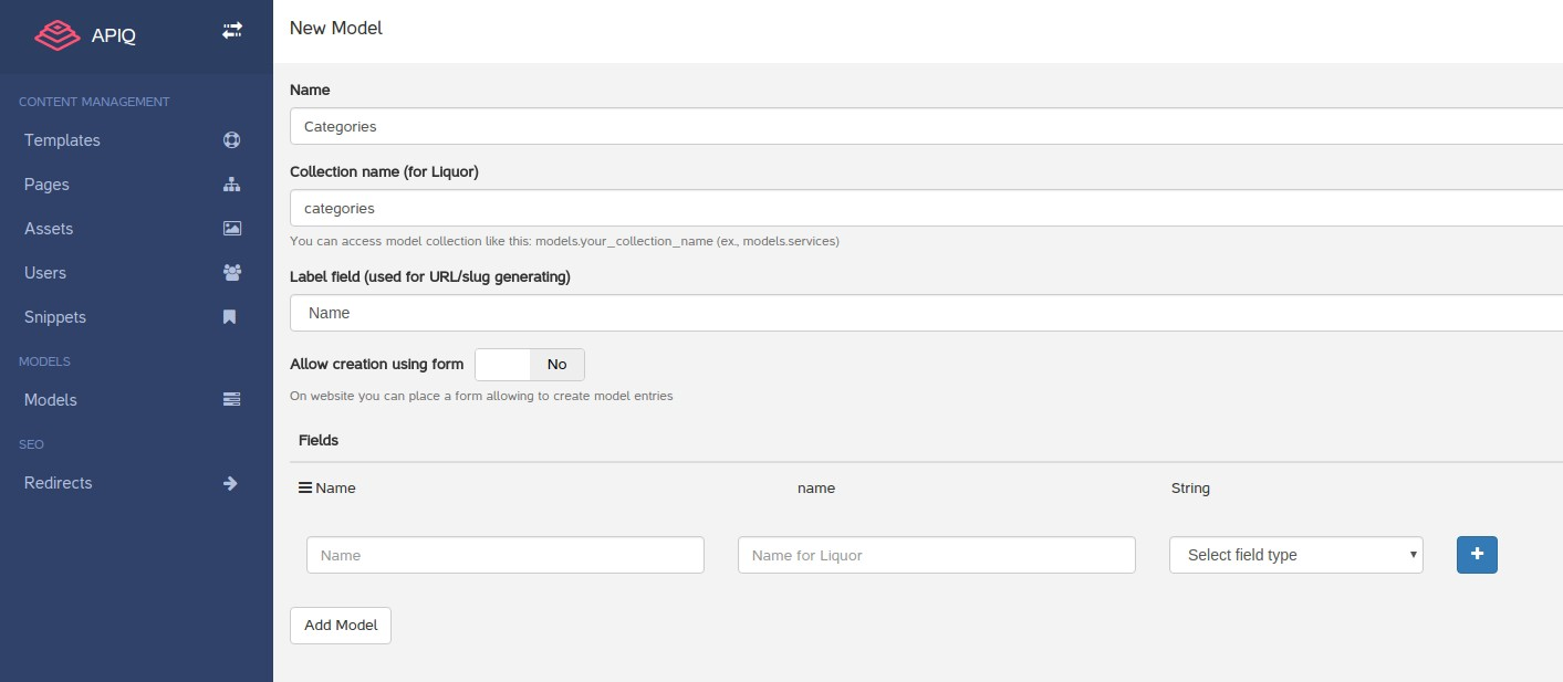 How to create a blog with APIQ CMS – Hacker Noon